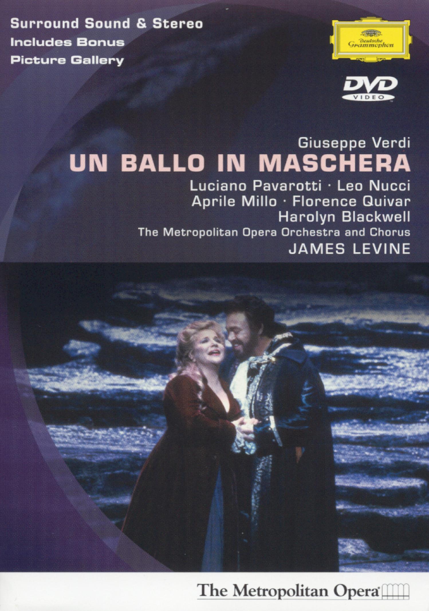 Un Ballo in Maschera (The Metropolitan Opera)