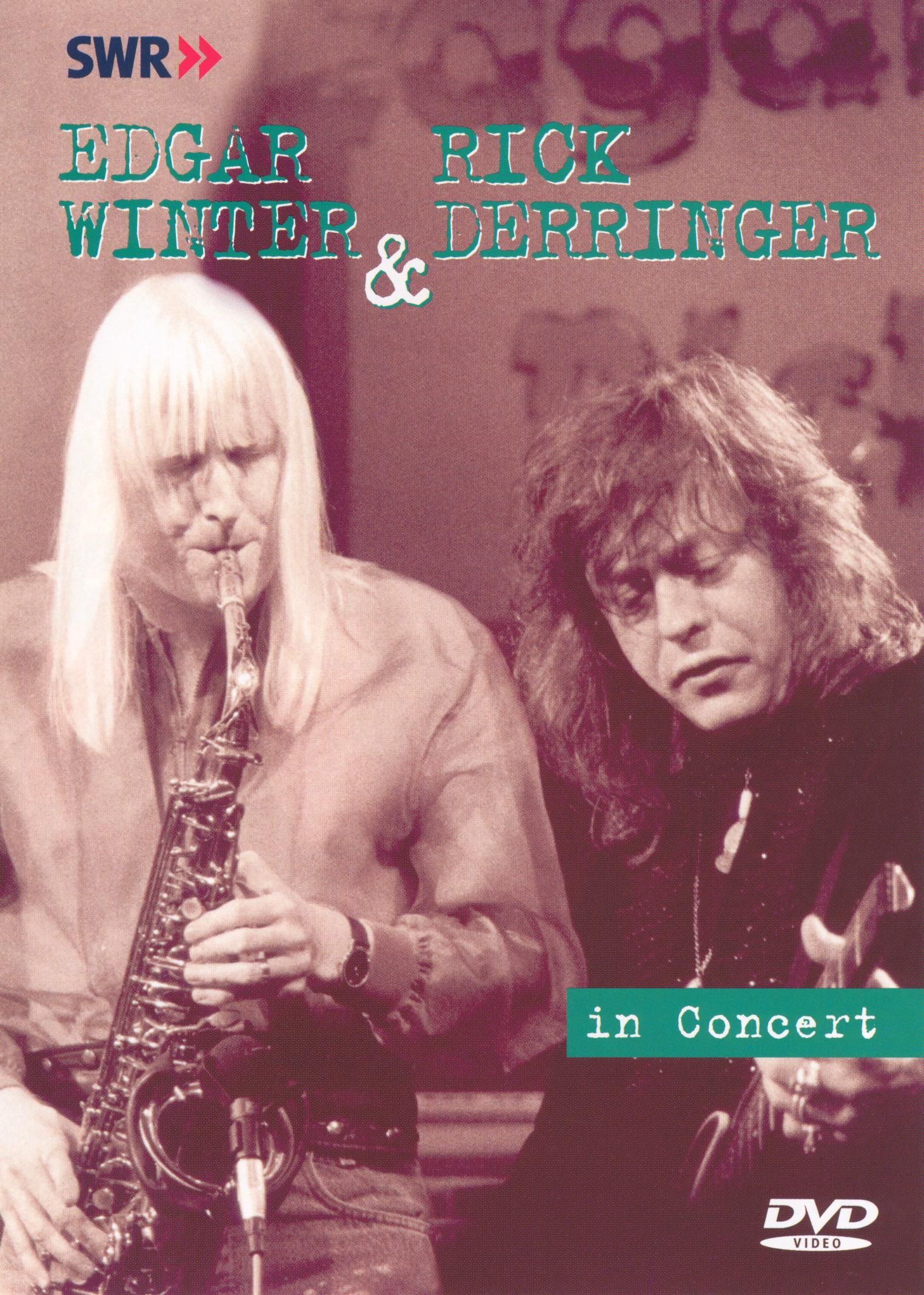 Edgar Winter & Rick Derringer: Live in Japan