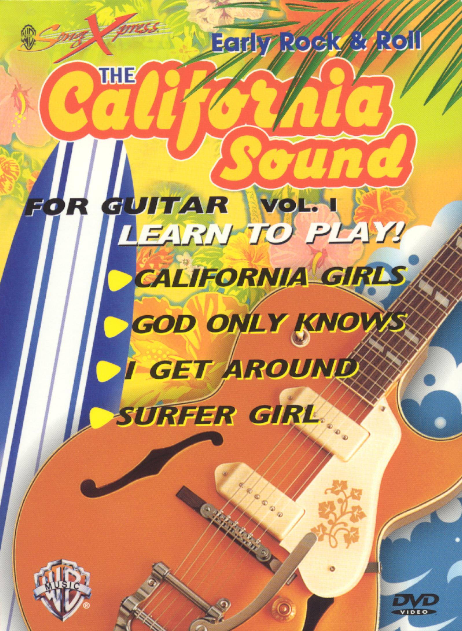 California Sound for Guitar, Vol. 1