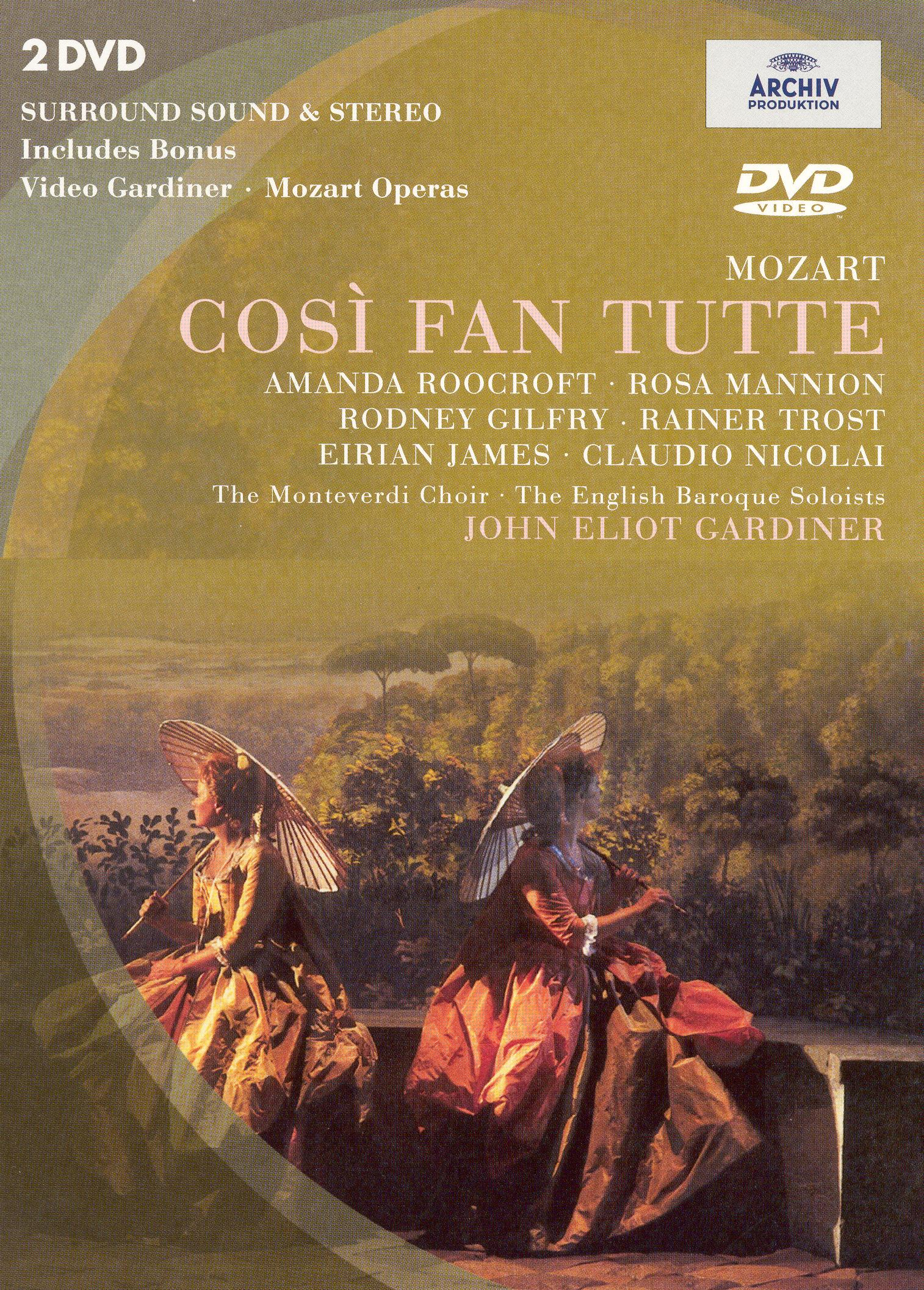 Cosi Fan Tutte (Theatre du Chatelet)