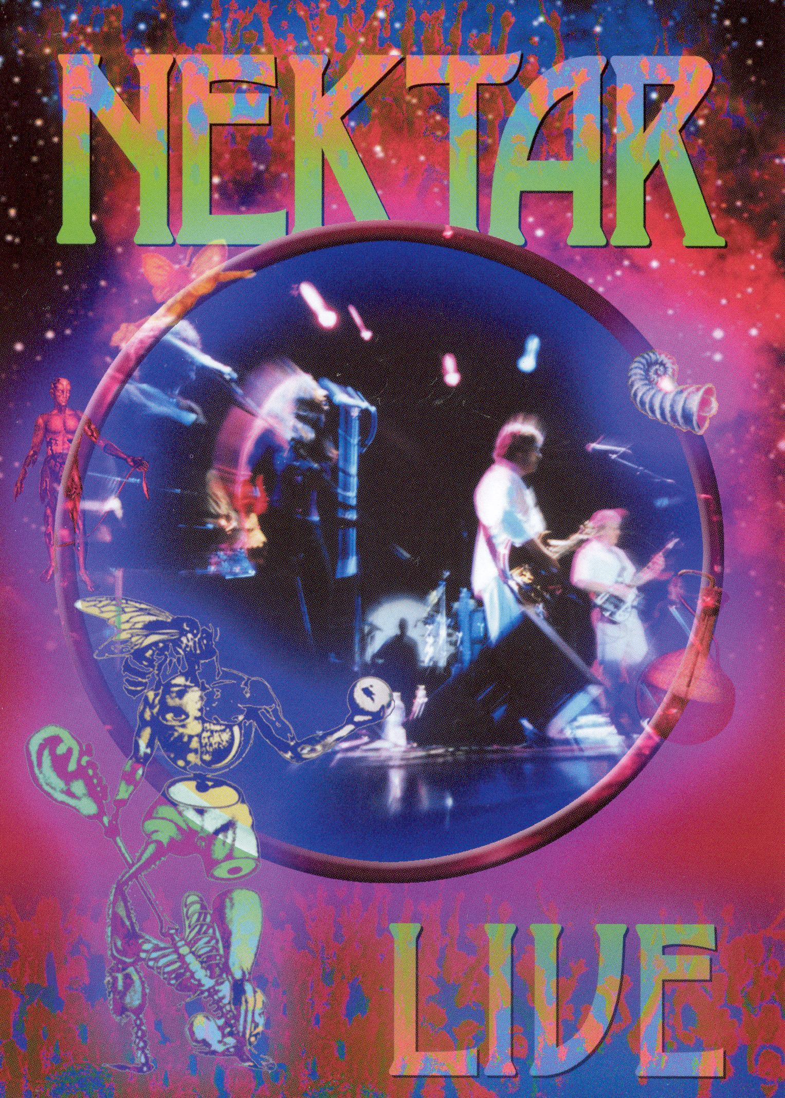 Nektar: Live 2002