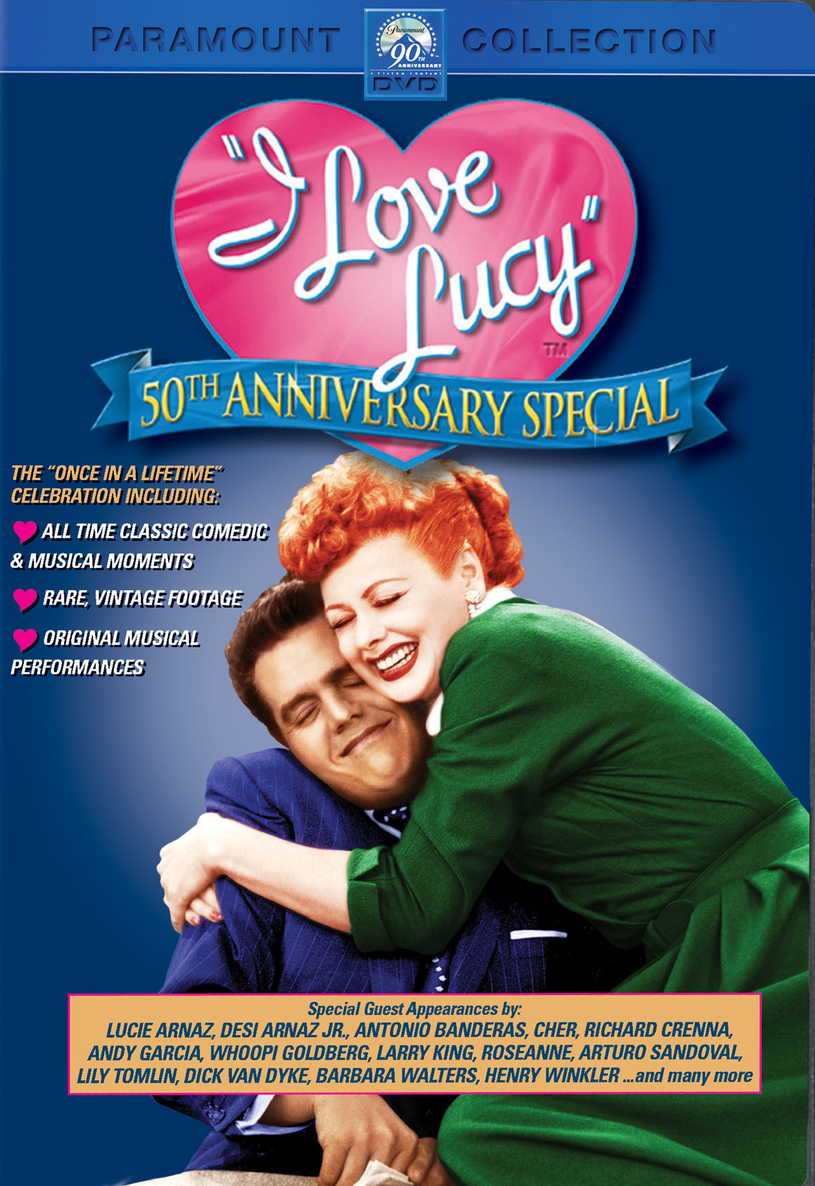 The I Love Lucy 50th Anniversary Special
