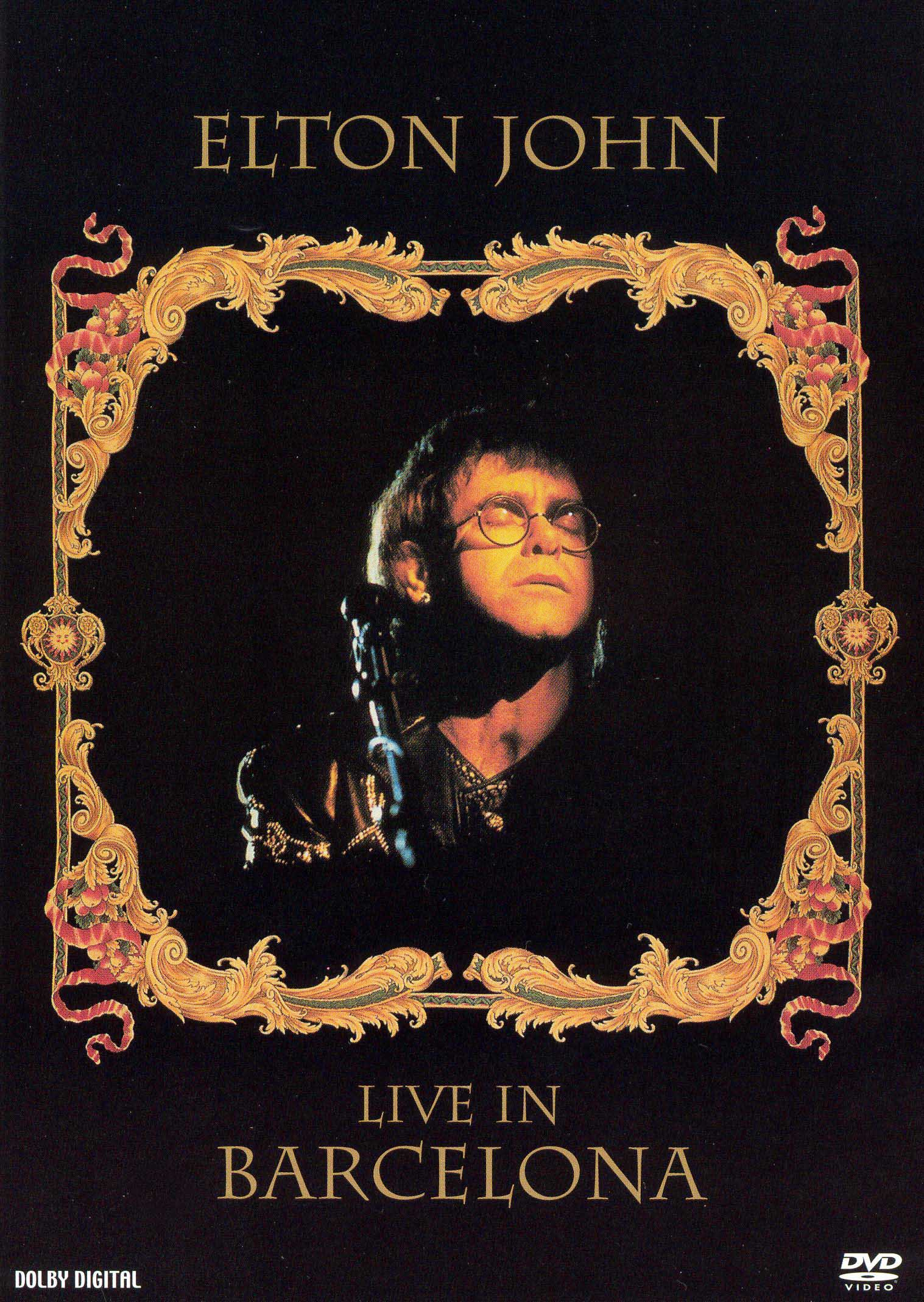 Elton John: Live in Barcelona - World Tour 1992