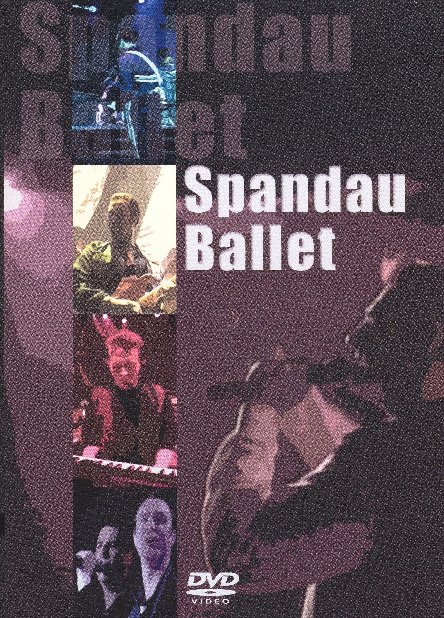 Classic Rock Legends: Spandau Ballet