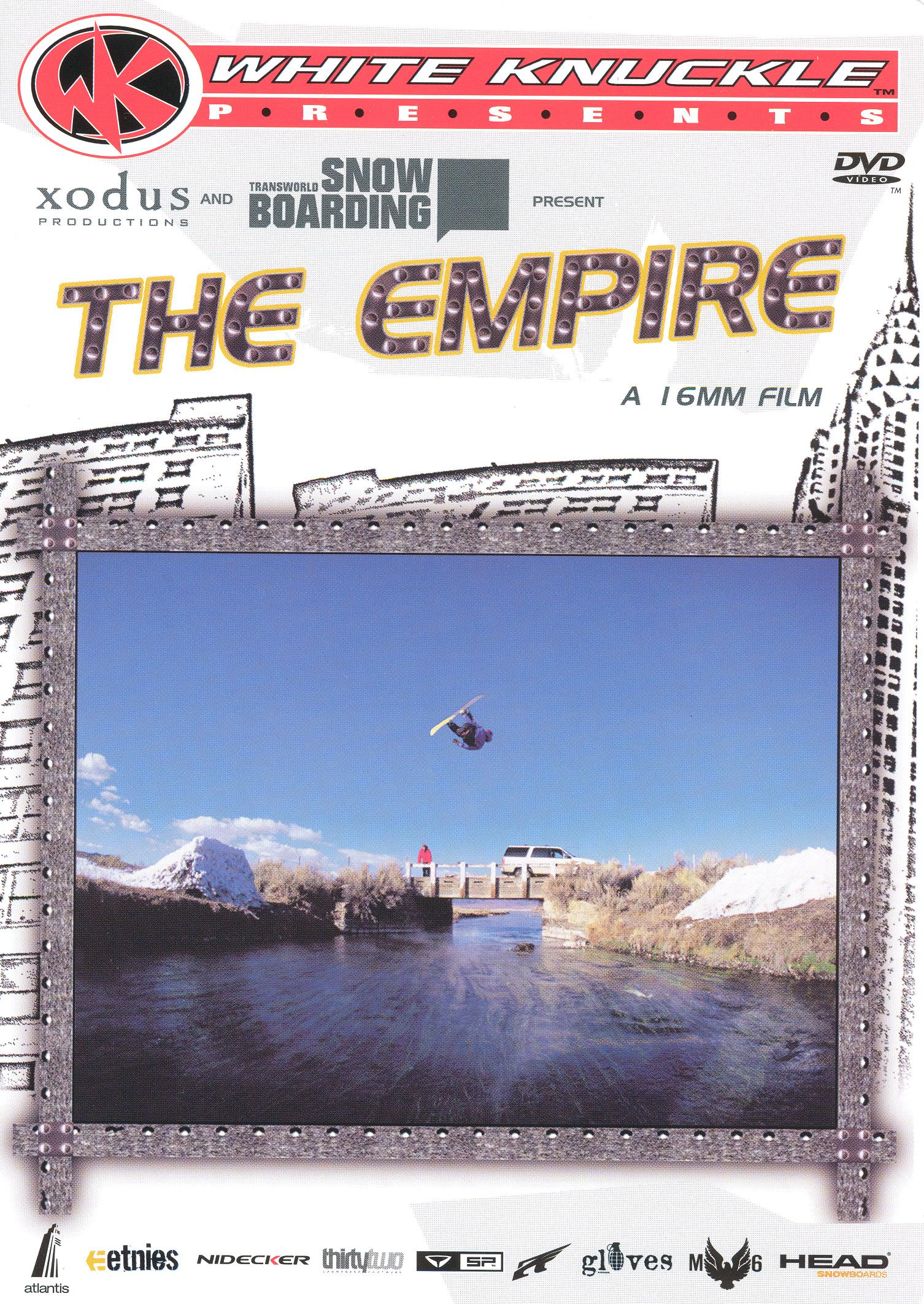 White Knuckle Extreme: The Empire