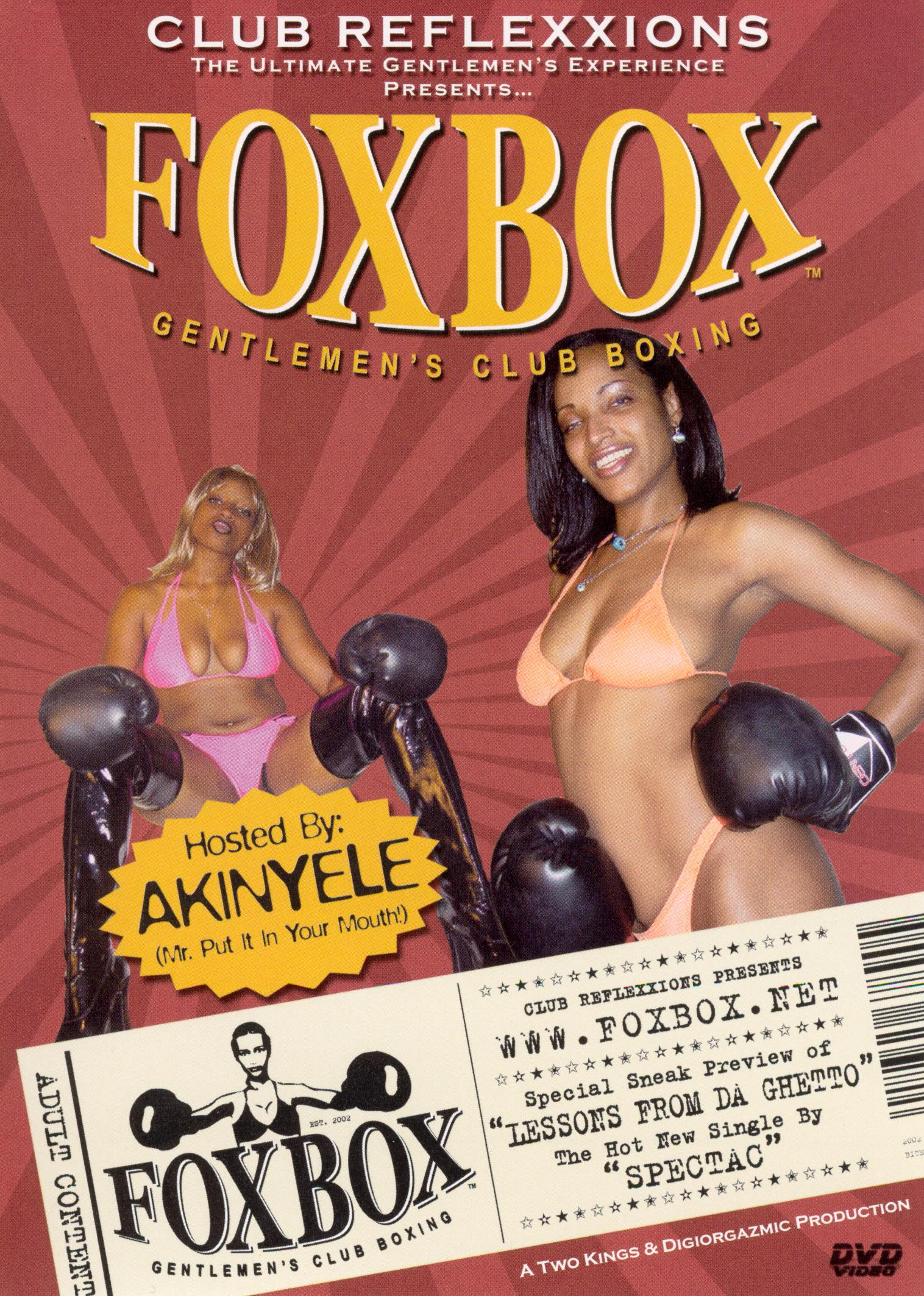 Foxbox: Gentlemen's Club Boxing
