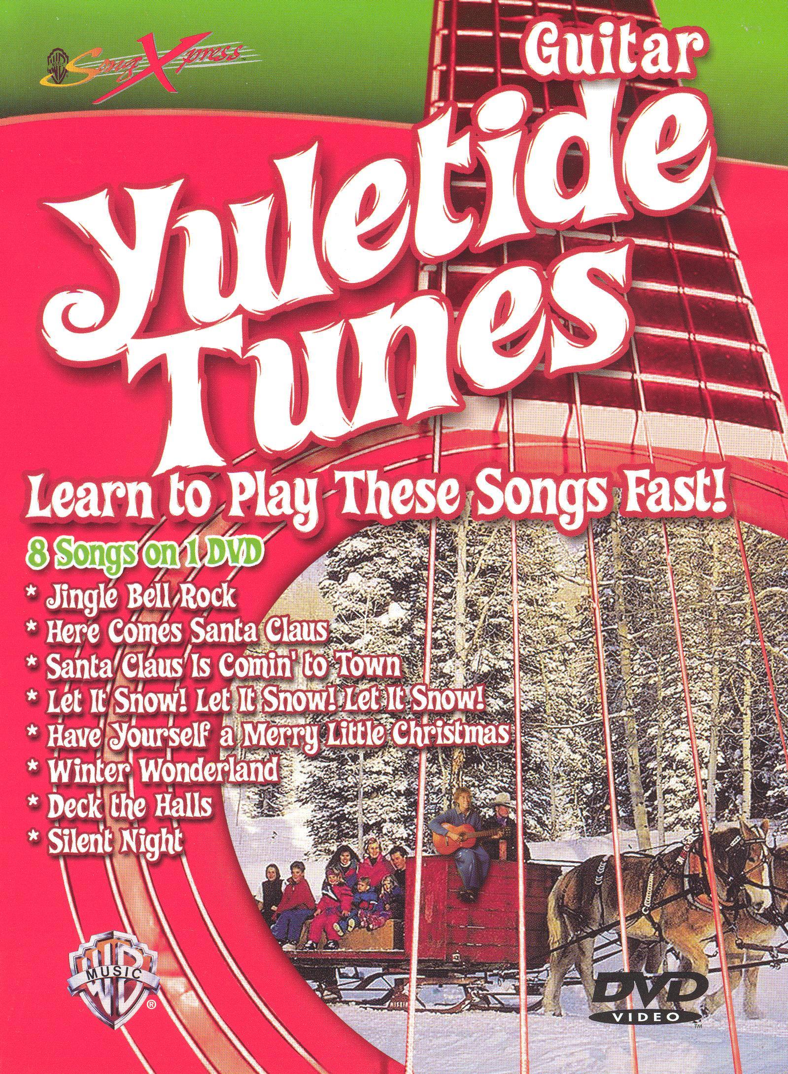 Guitar Yuletide Tunes