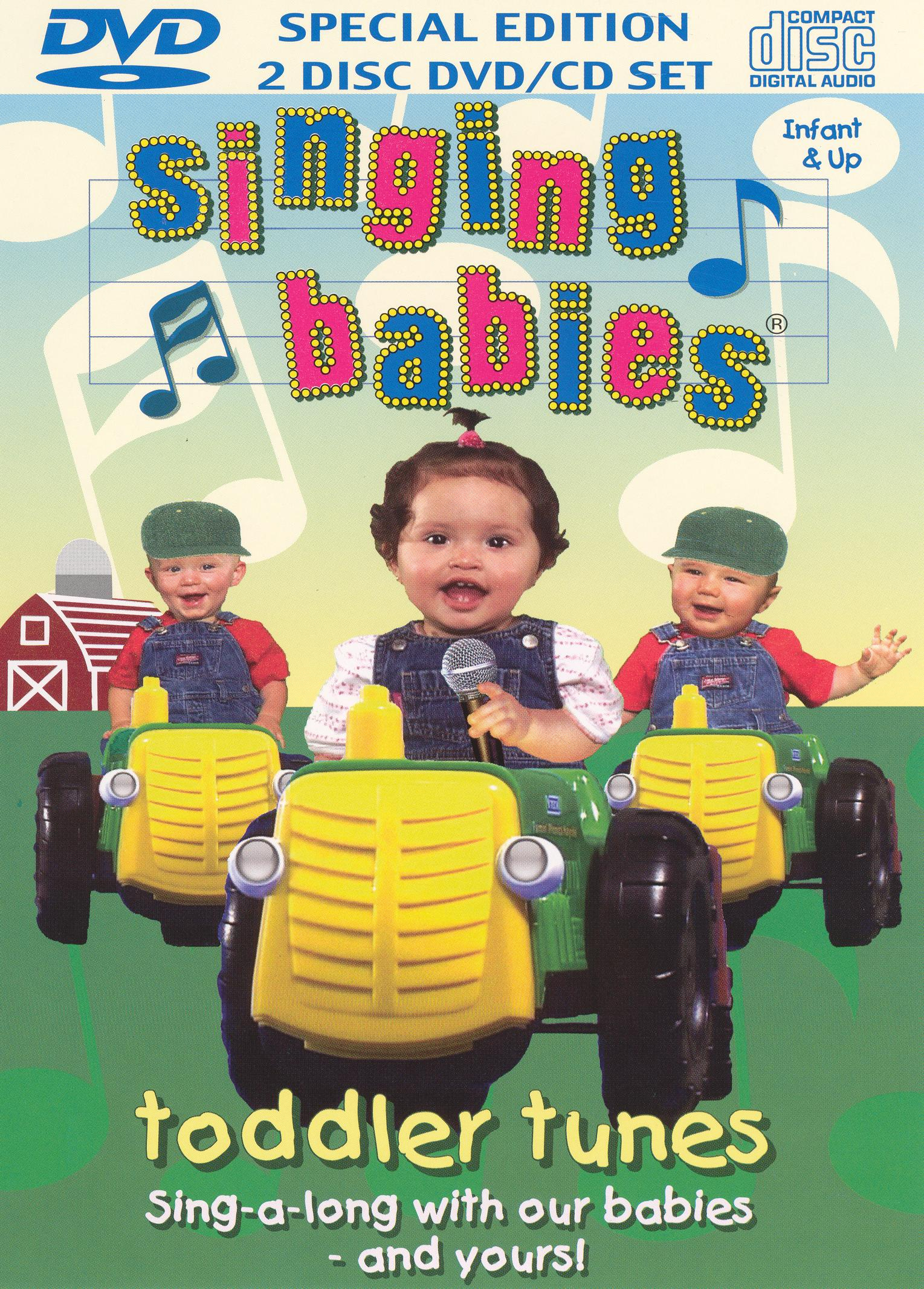 Singing Babies: Toddler Times