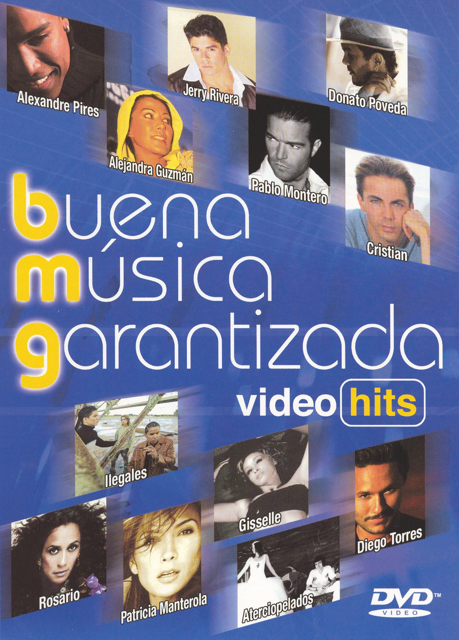 Buena Musica Garantizada: Video Hits