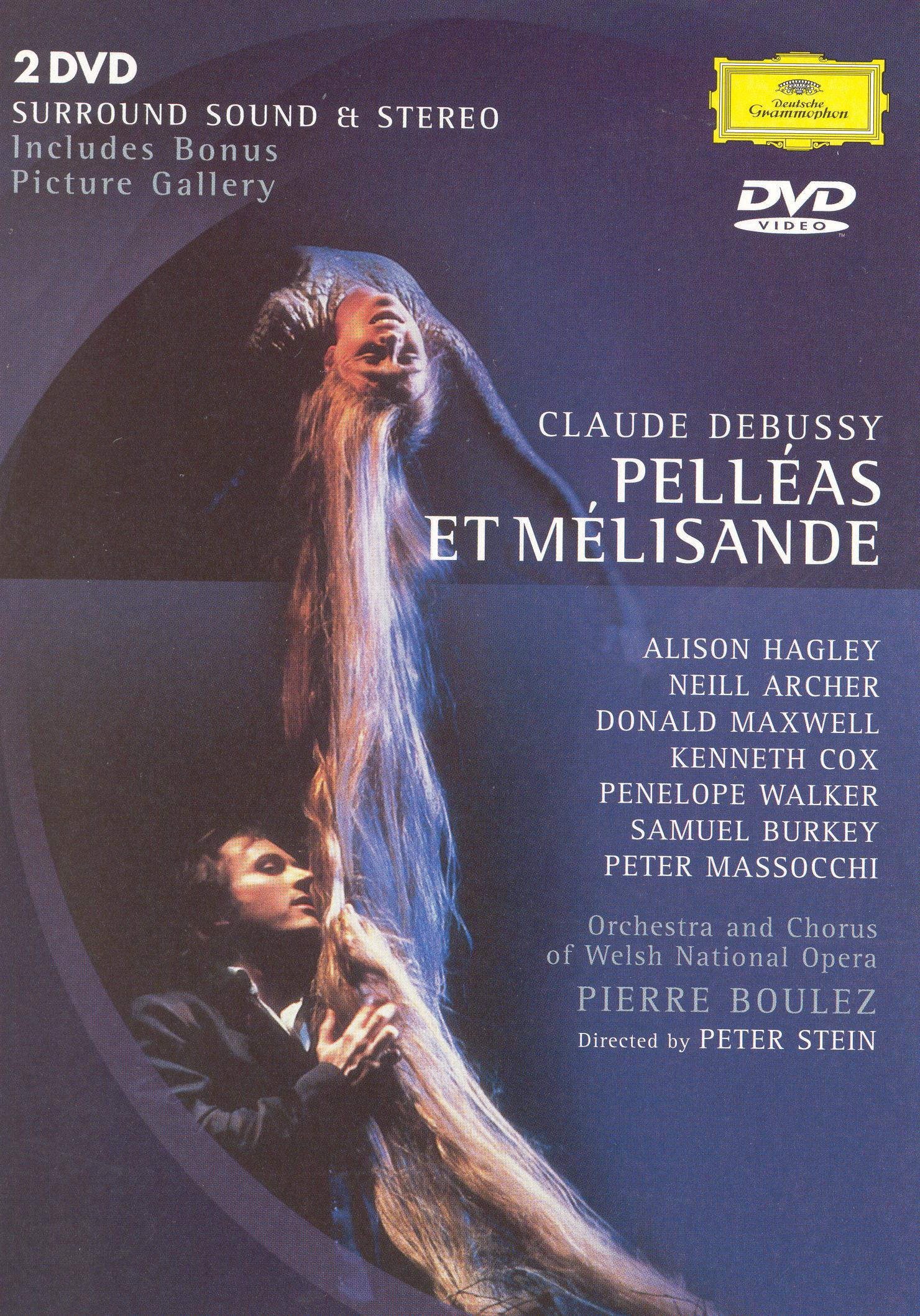Pelléas et Mélisande (Welsh National Opera)