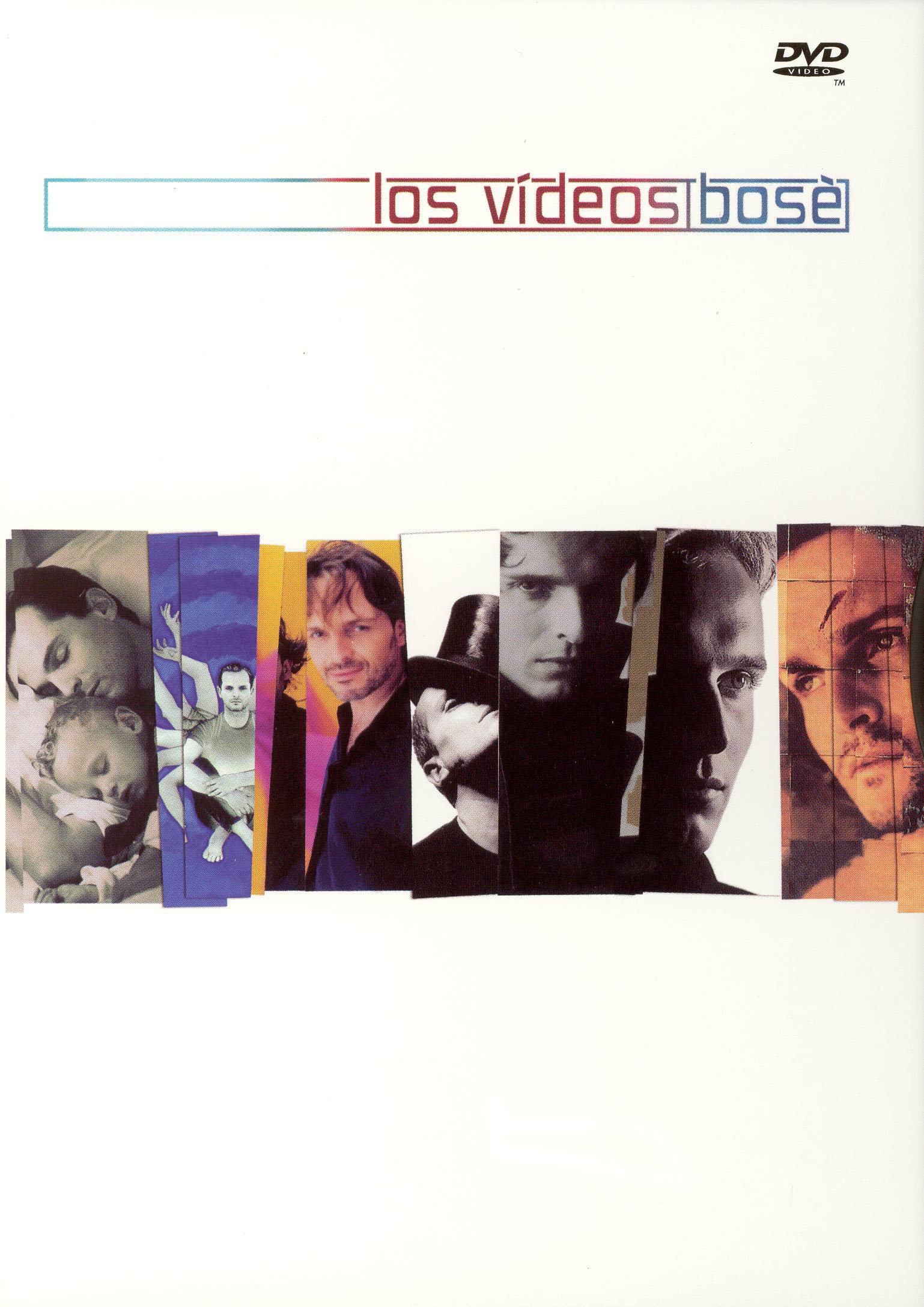 Miguel Bose: Los Videos