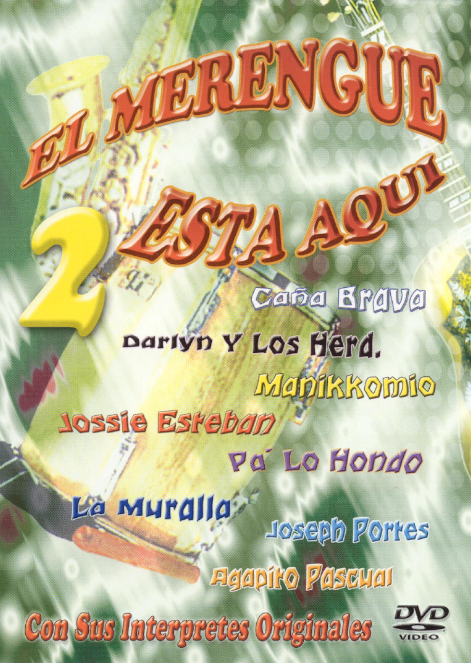 El Merengue Esta Aqui, Vol. 2