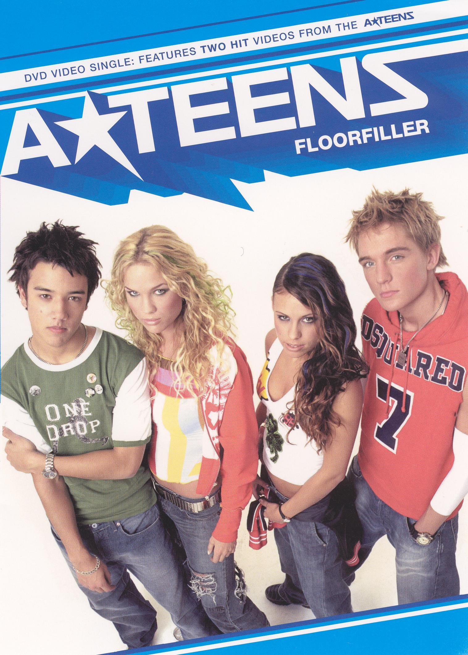 A-Teens: Floor Filler [DVD Single]