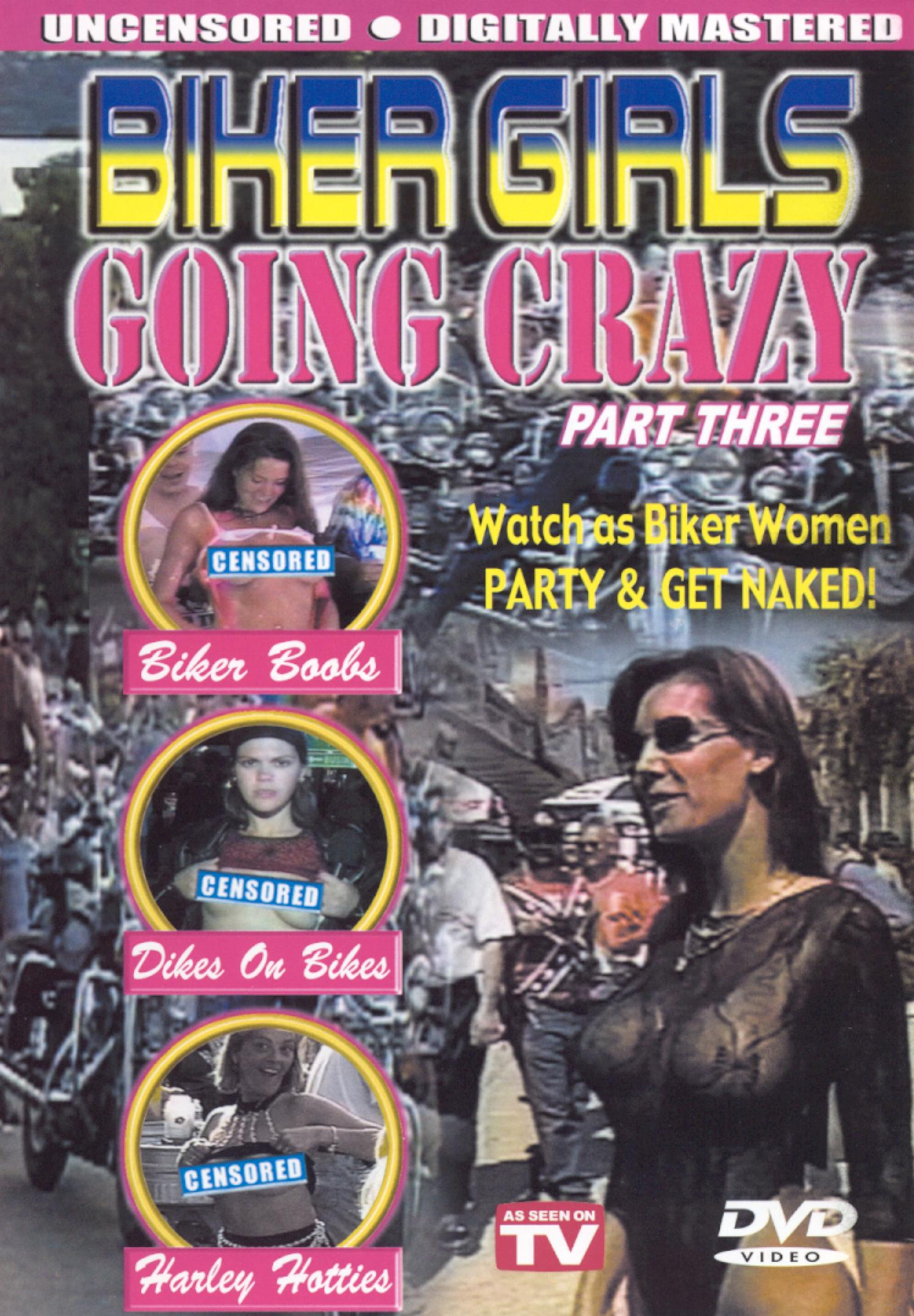 Biker Girls Going Crazy, Part 3