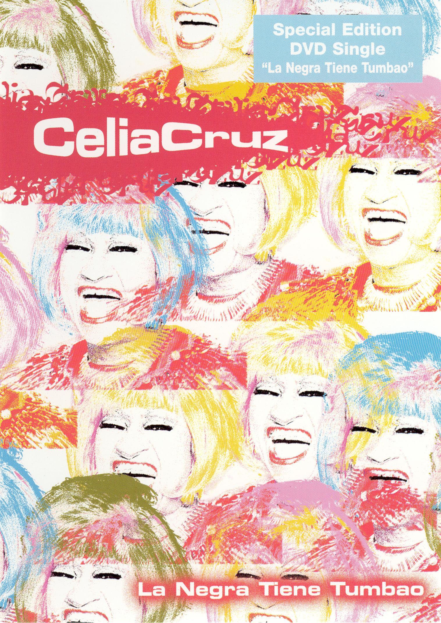 Celia Cruz: La Negra Tiene Tumbao [DVD Single]