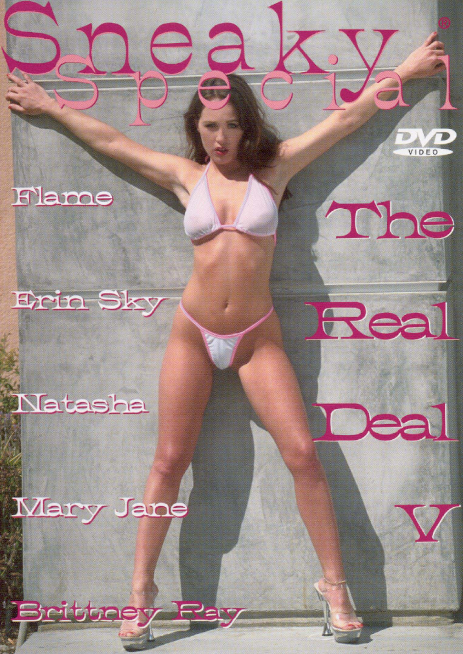 Sneaky Special: The Real Deal 5