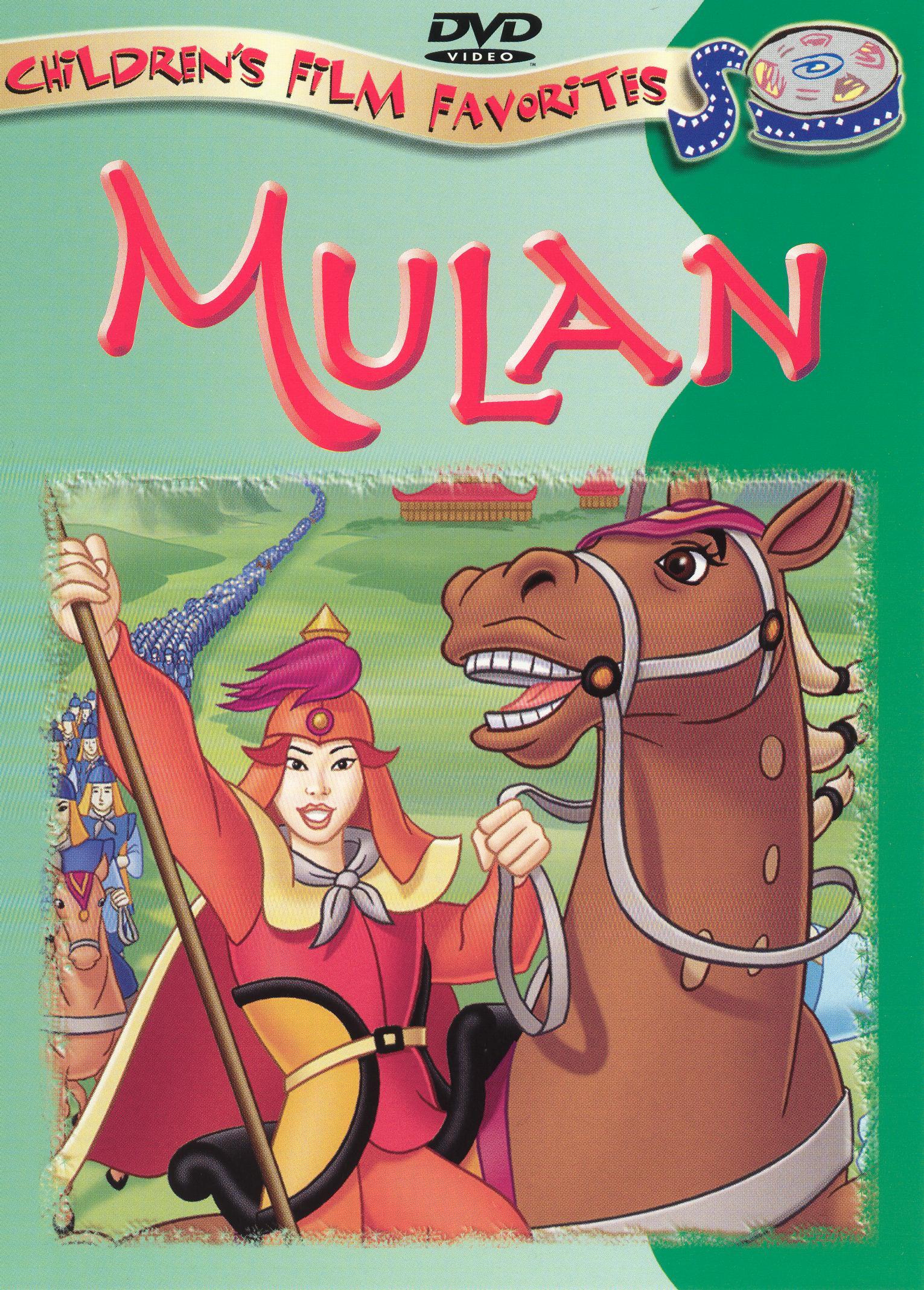 Children's Film Favorites: Mulan