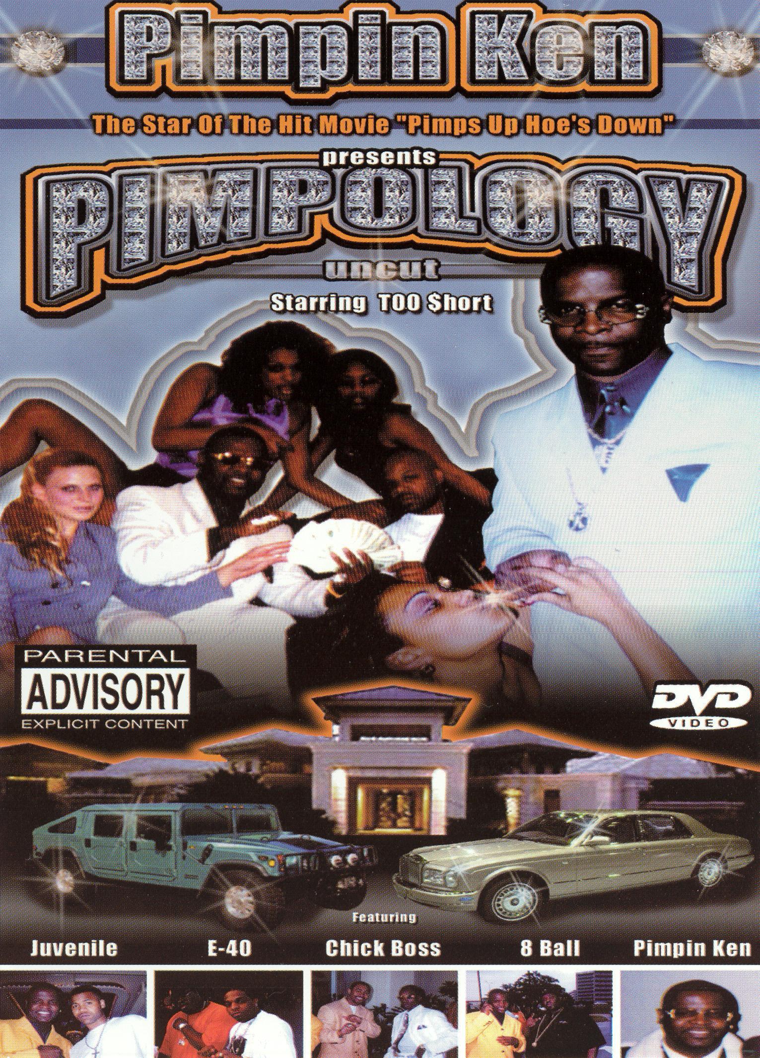 Pimpin' Ken Presents: Pimpology