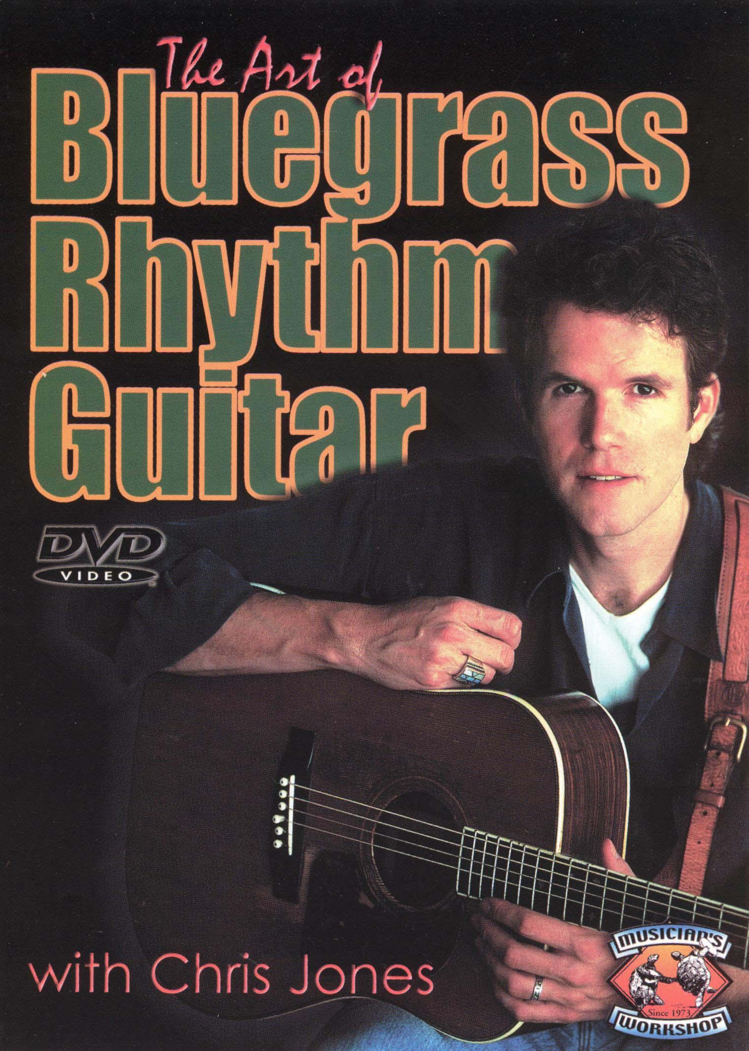The Art of Bluegrass Rhythm Guitar