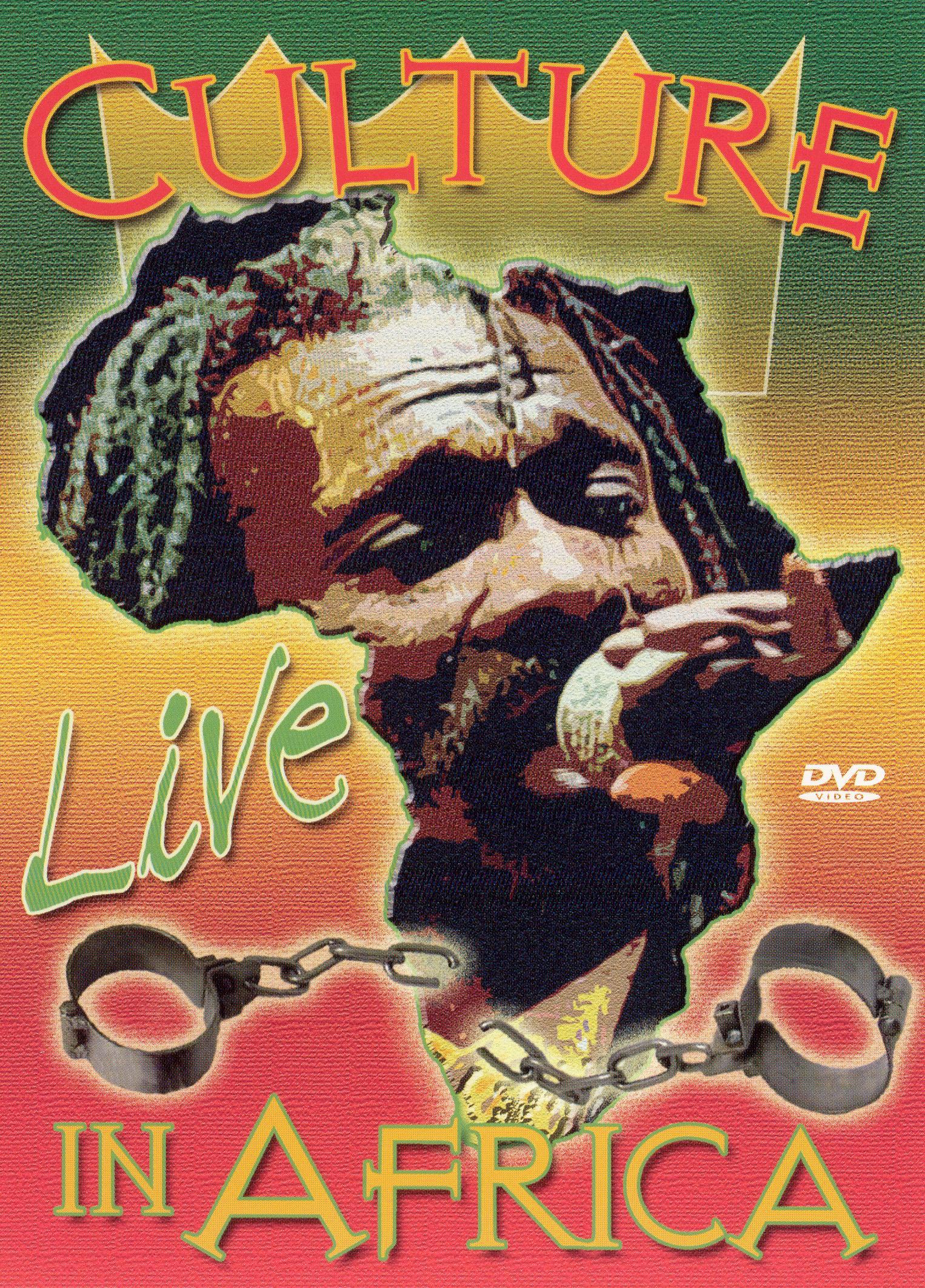 Culture: Live in Africa