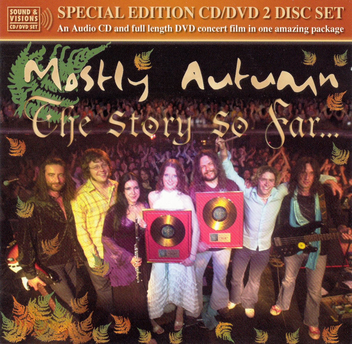 Mostly Autumn: The Story So Far...