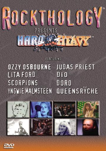 Rockthology Presents: Hard 'N' Heavy, Vol. 2