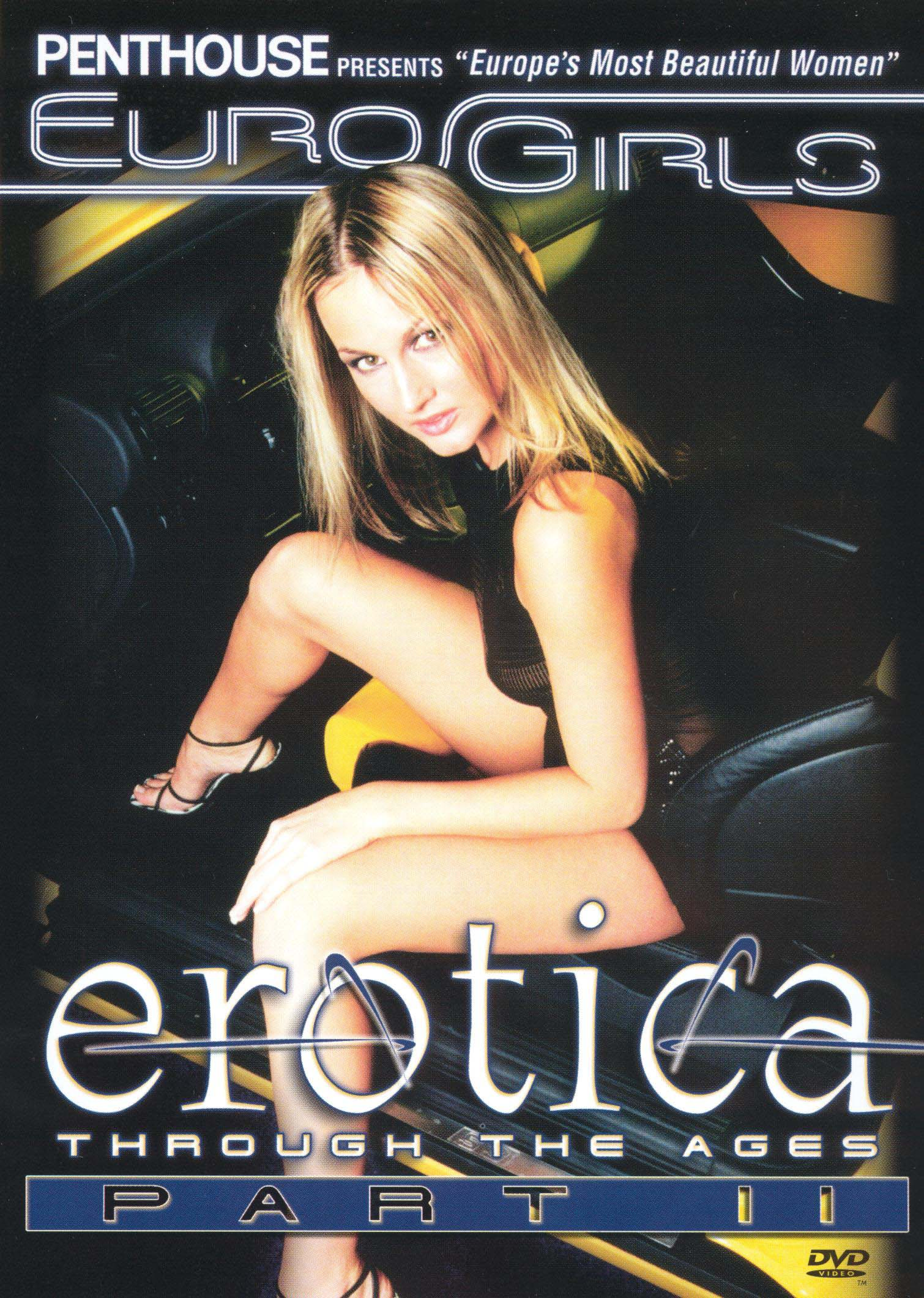 Penthouse: Euro Girls - Erotica Through the Ages II