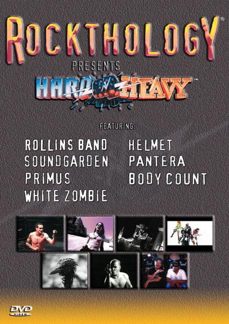 Rockthology Presents: Hard 'N' Heavy, Vol. 3