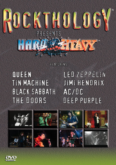 Rockthology Presents: Hard 'N' Heavy, Vol. 4