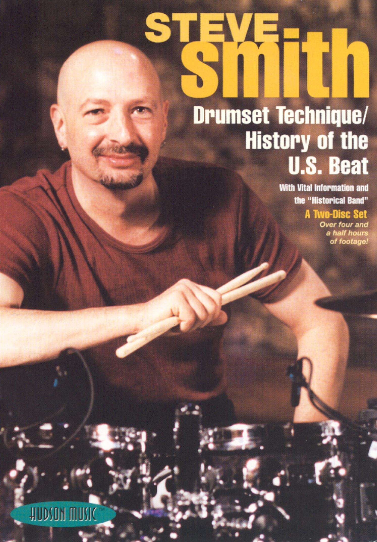 Steve Smith: Drumset Technique History U.S. Beat