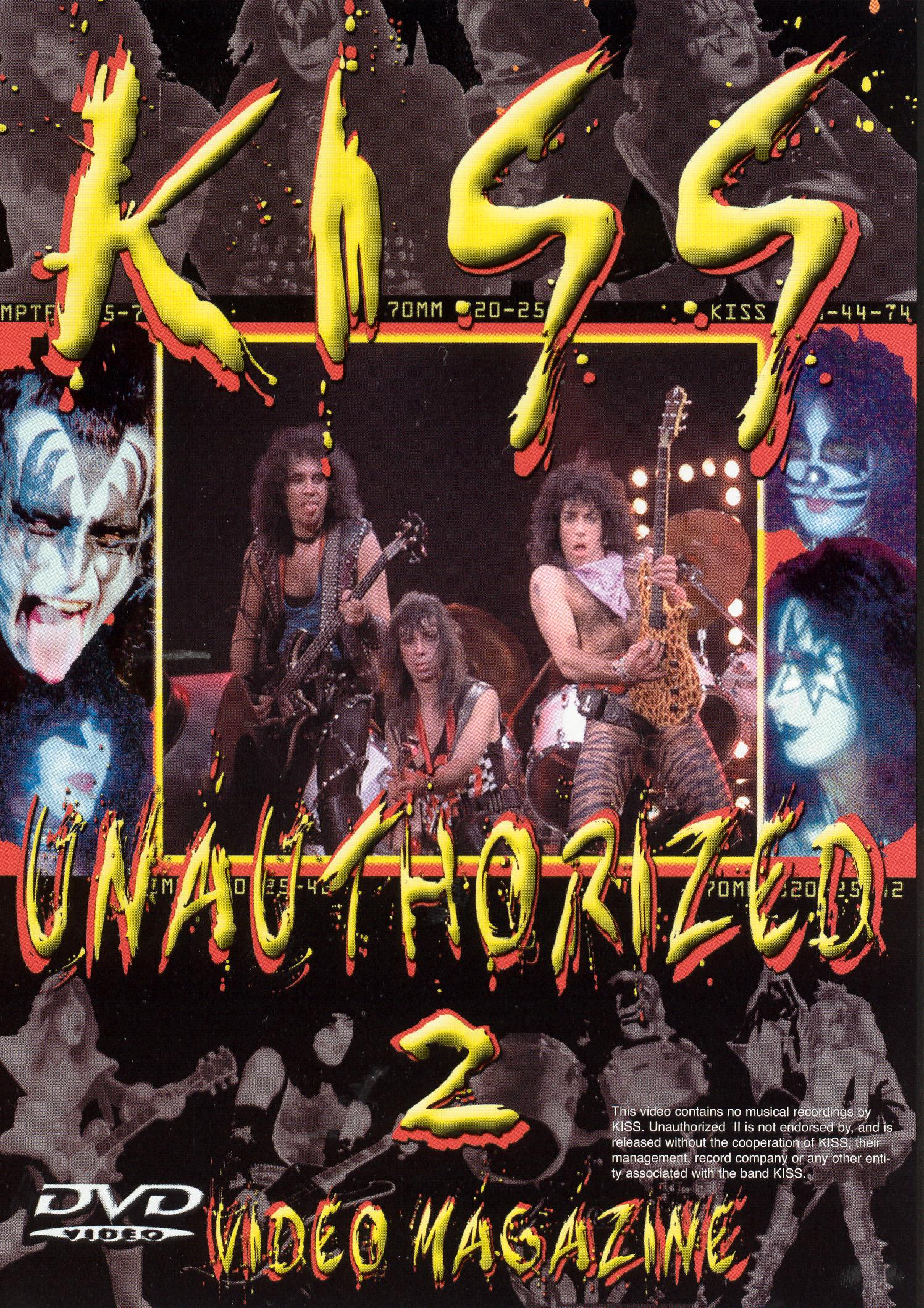 KISS: Unauthorized, Part 2