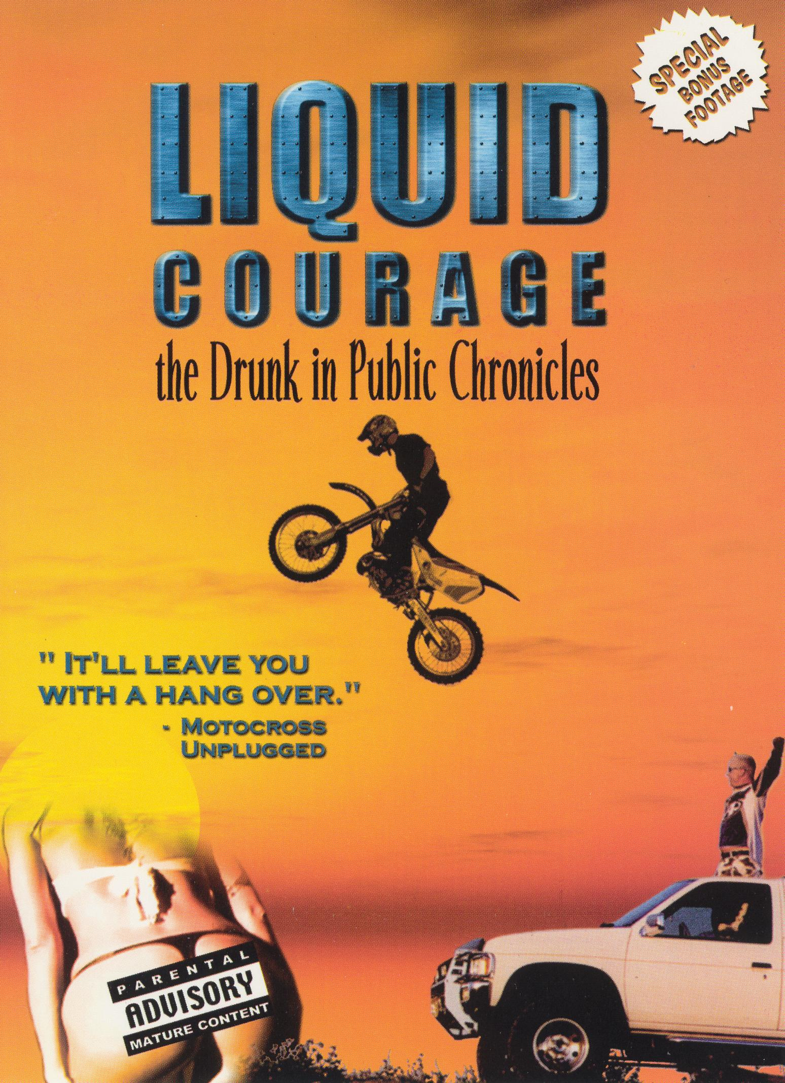 Liquid Courage: The Drunk in Public Chronicles