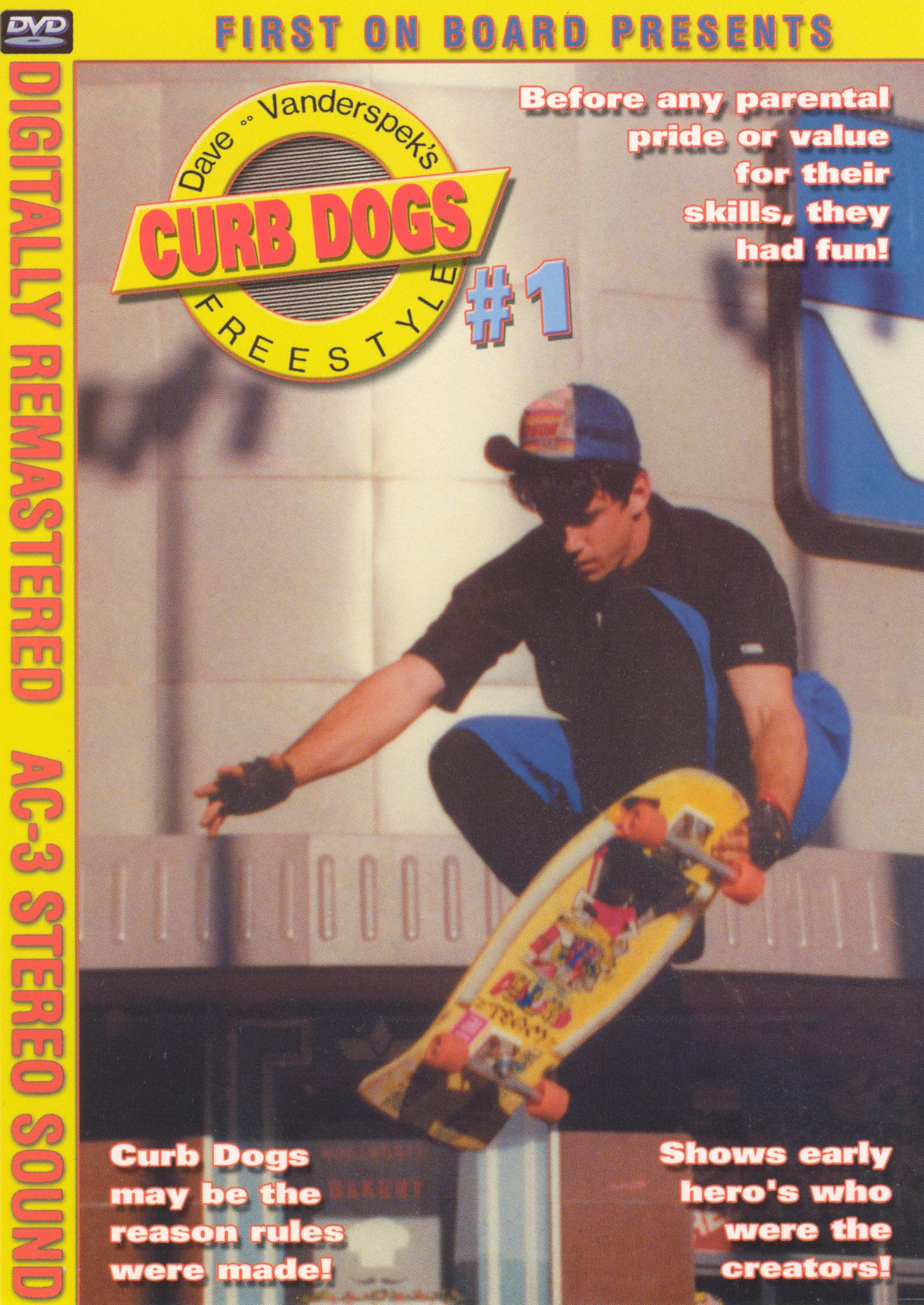 Curb Dogs Freestyle, Vol. 1 (2002)