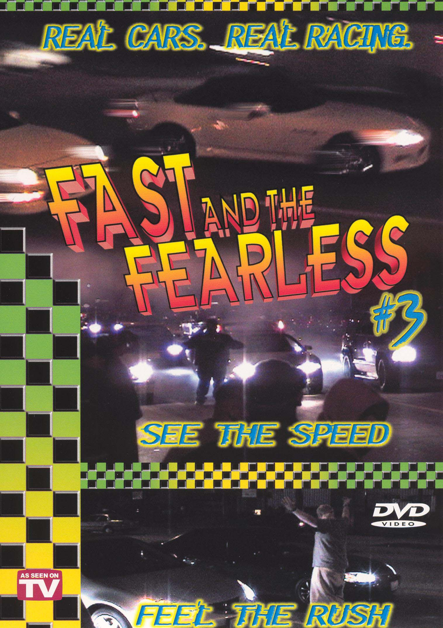 Fast and the Fearless, Vol. 3