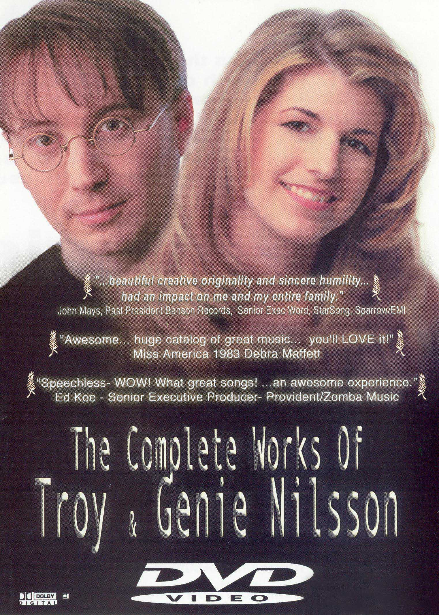 Troy & Genie Nilsson: The Complete Works of Troy & Genie Nilsson