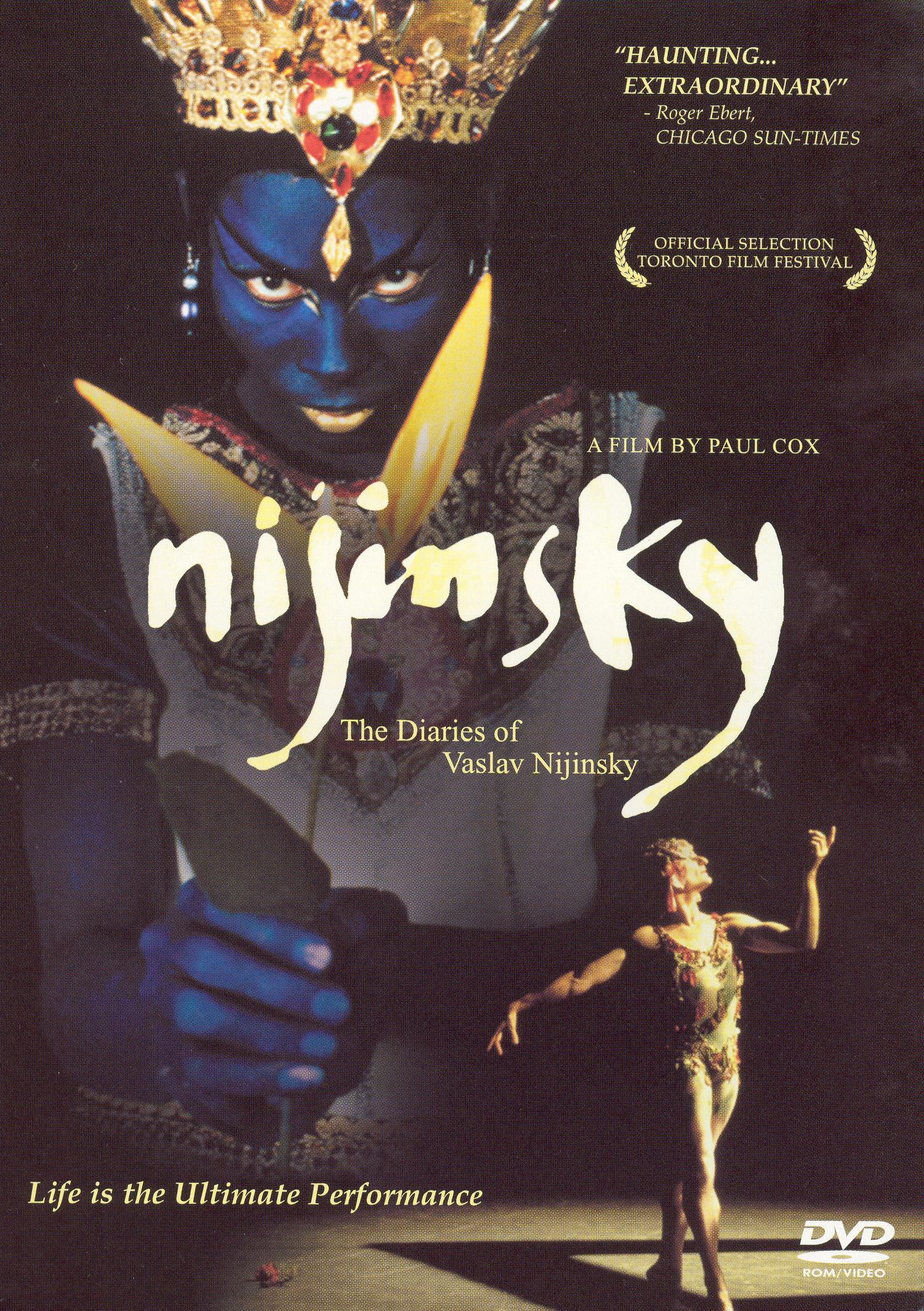 Nijinsky: From the Diaries of Vaslav Nijinsky