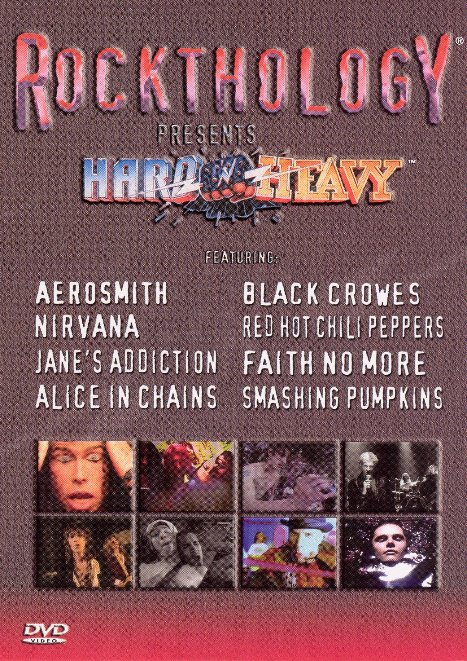 Rockthology Presents: Hard 'N' Heavy, Vol. 1