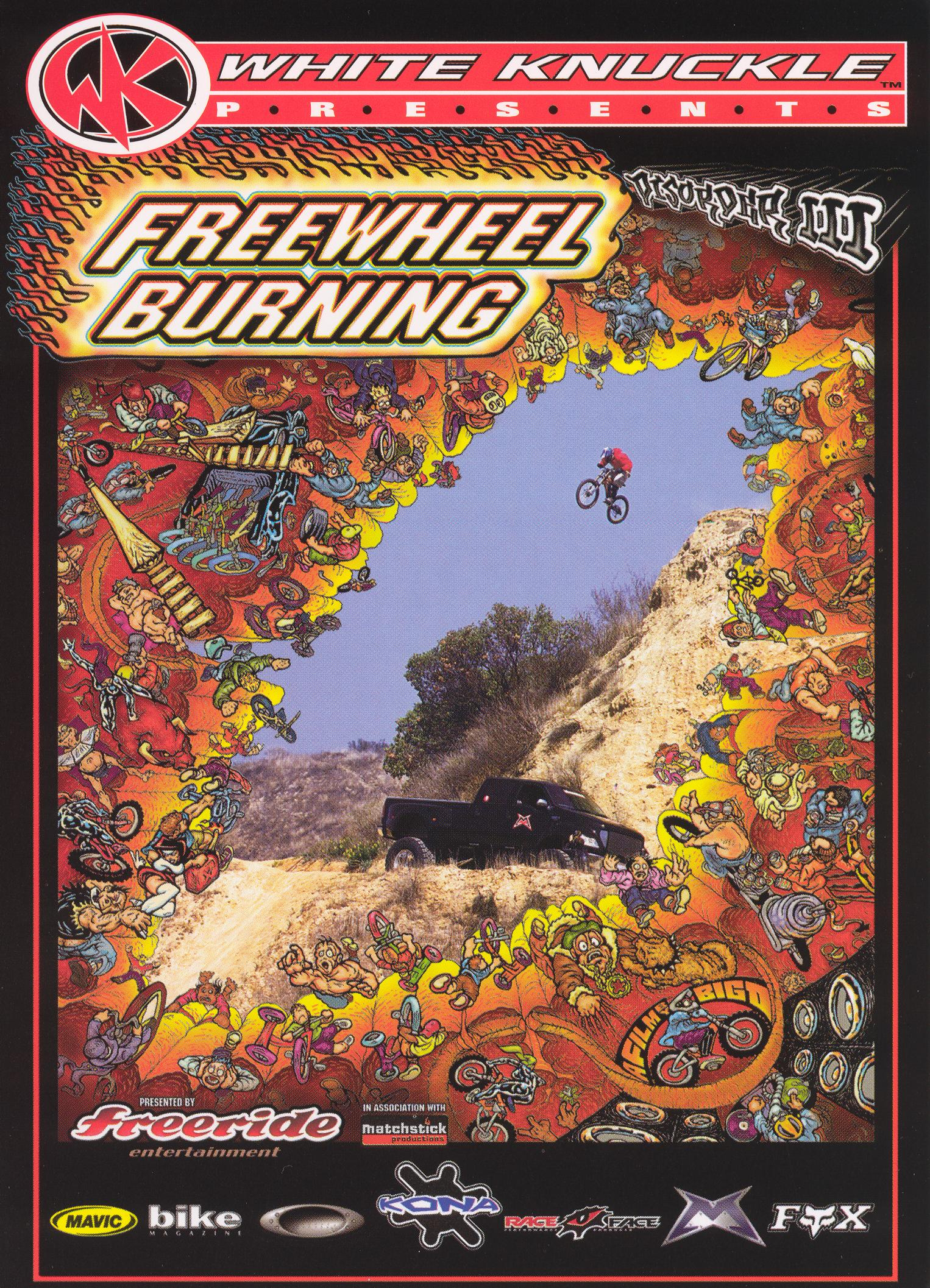 White Knuckle Extreme: Disorder III - Freewheel Burning