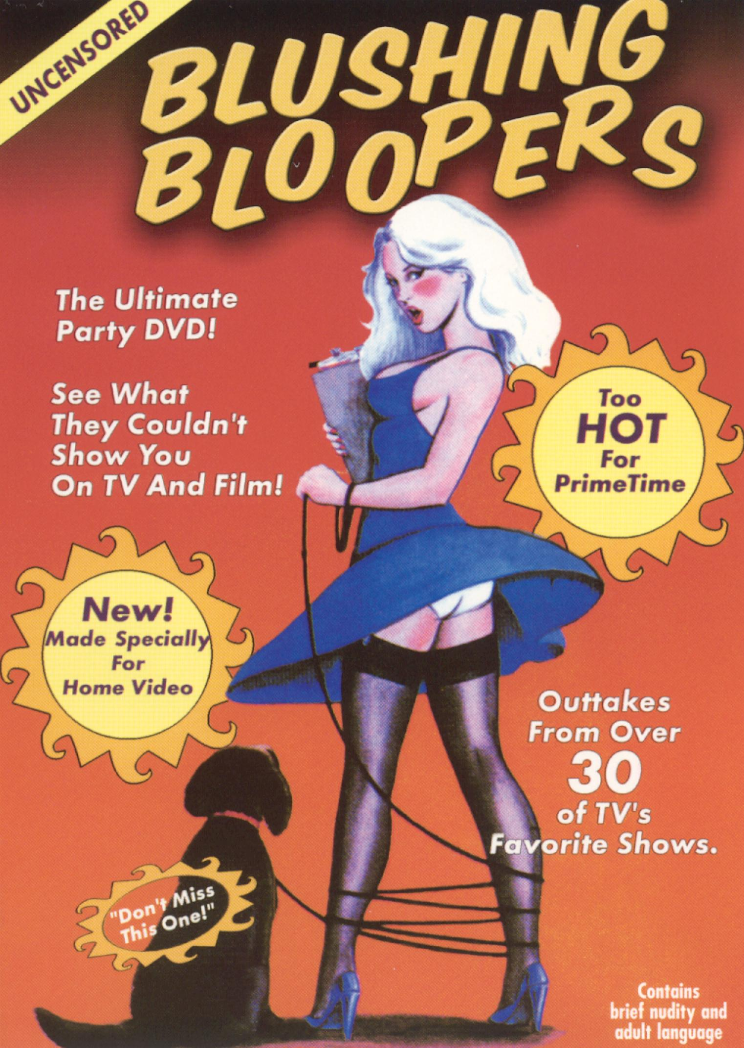 Blushing Bloopers