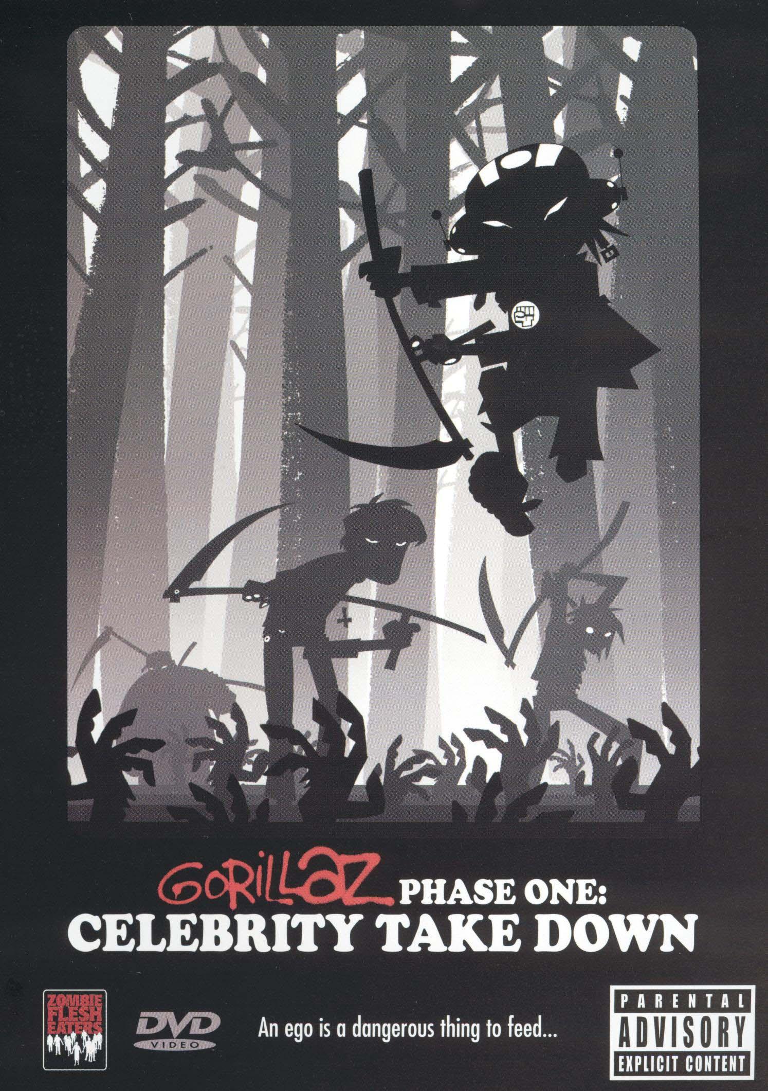 Gorillaz: Phase One - Celebrity Take Down