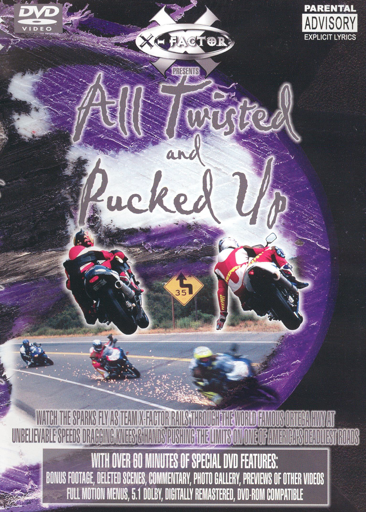 X-Factor Presents All Twisted and Pucked Up