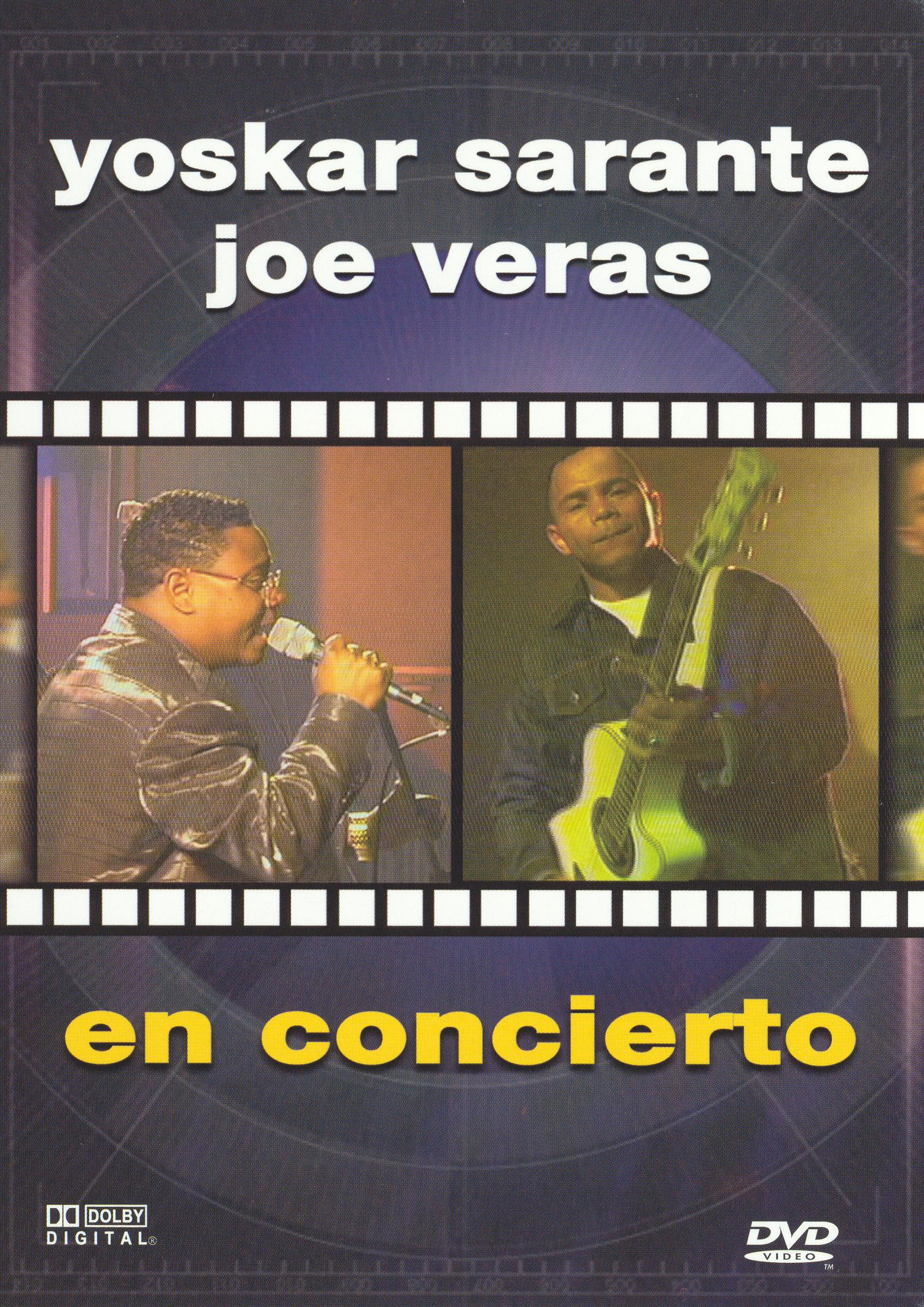Yoskar Sarante and Joe Varas: En Concierto