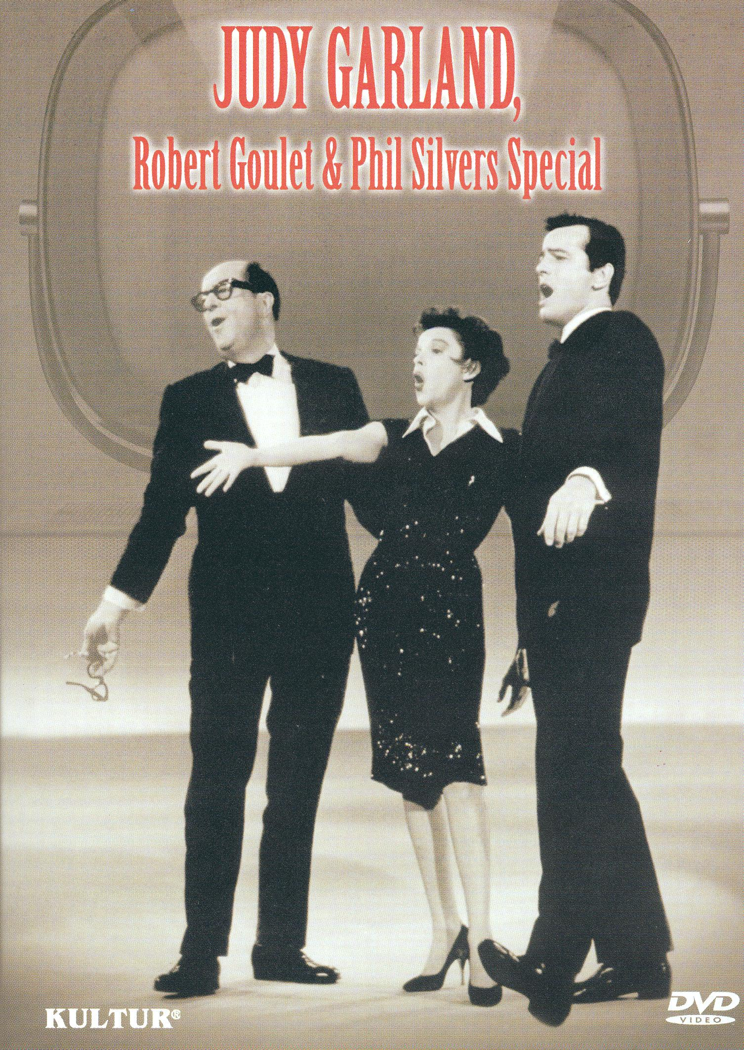 Judy Garland and Her Guests Phil Silvers and Robert Goulet