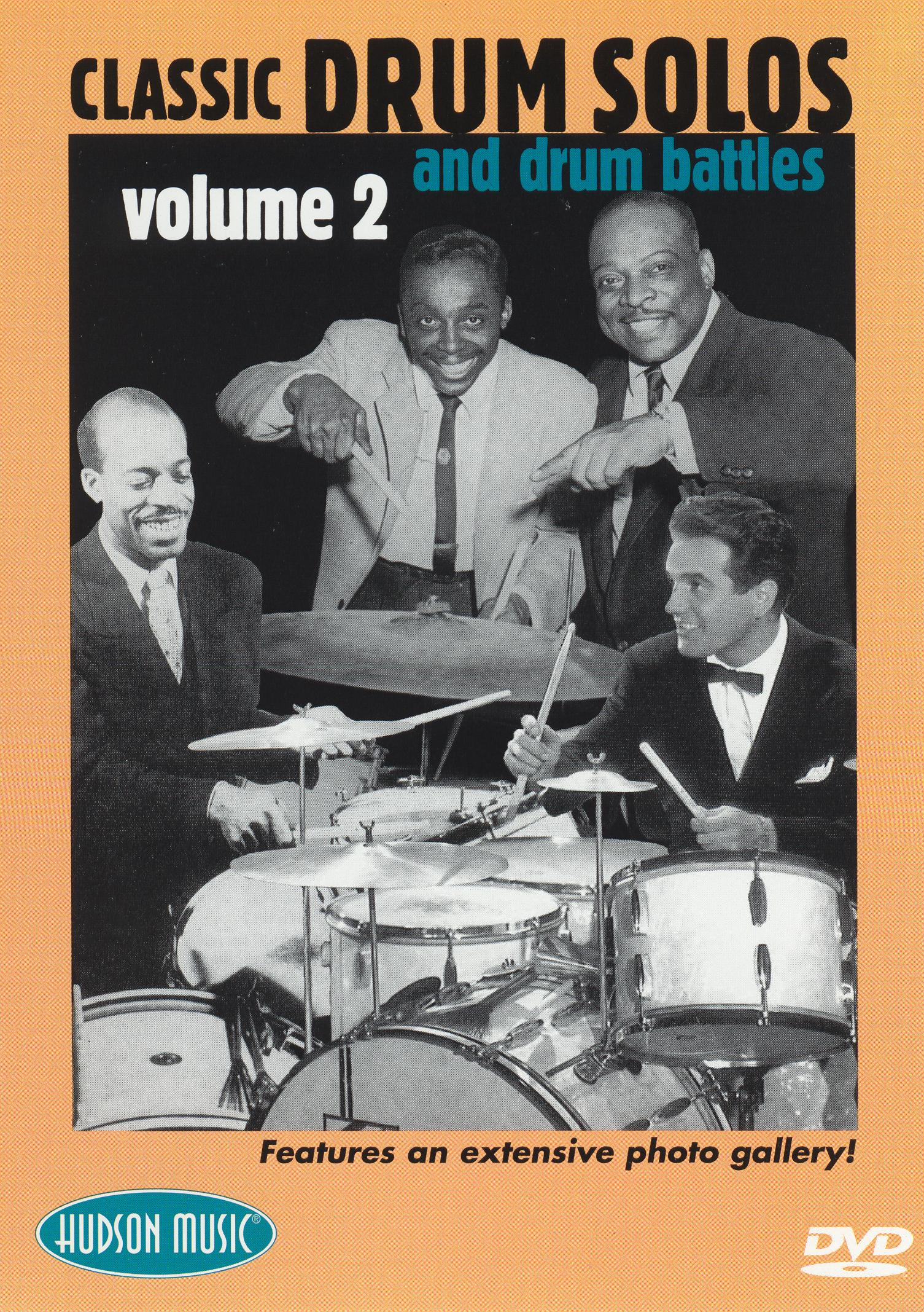 Classic Drum Solos, Vol. 2