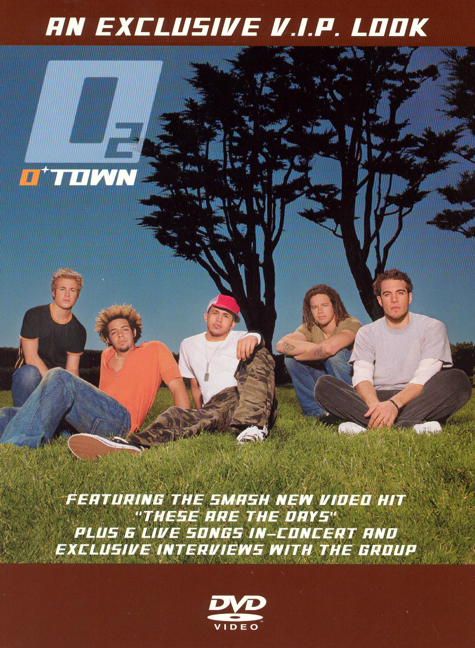 O-Town: O2: Live Sneak Peek