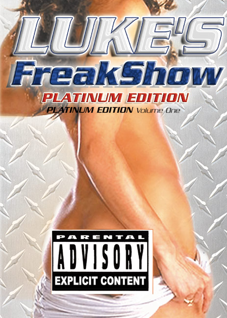 Luke's Freakshow: Platinum Edition, Vol. 1