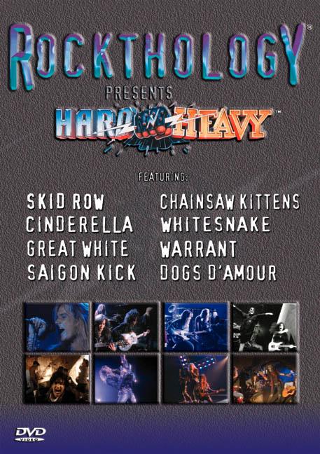 Rockthology Presents: Hard 'N' Heavy, Vol. 6