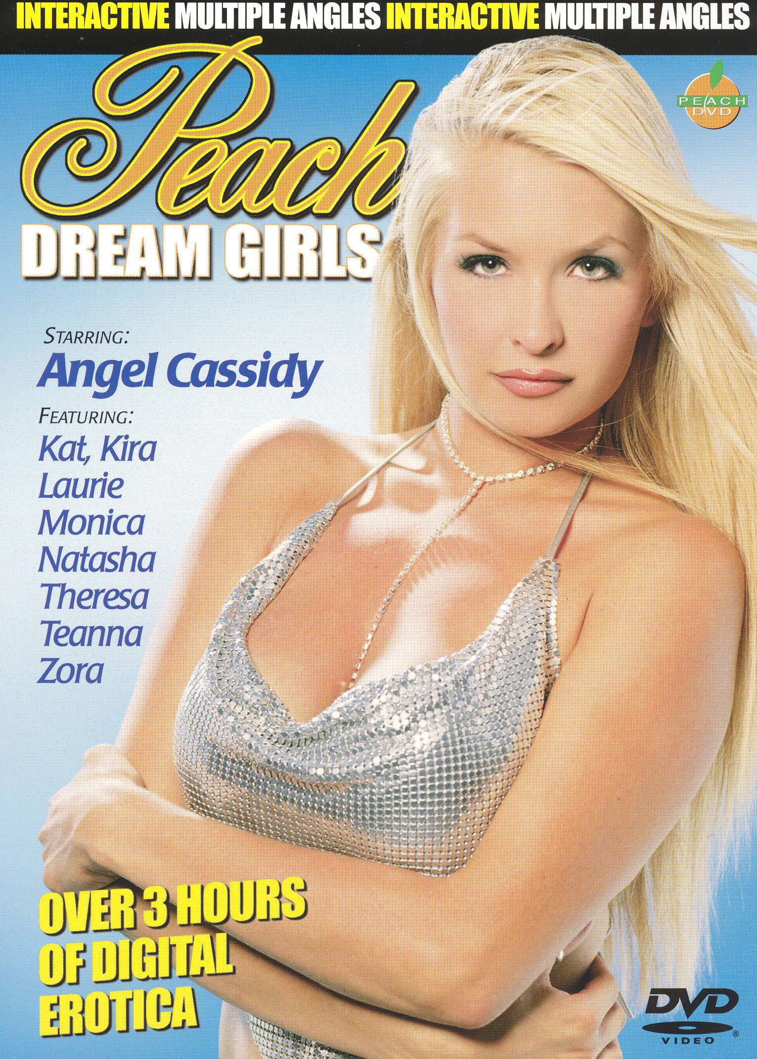 Peach Dream Girls: Angel Cassidy