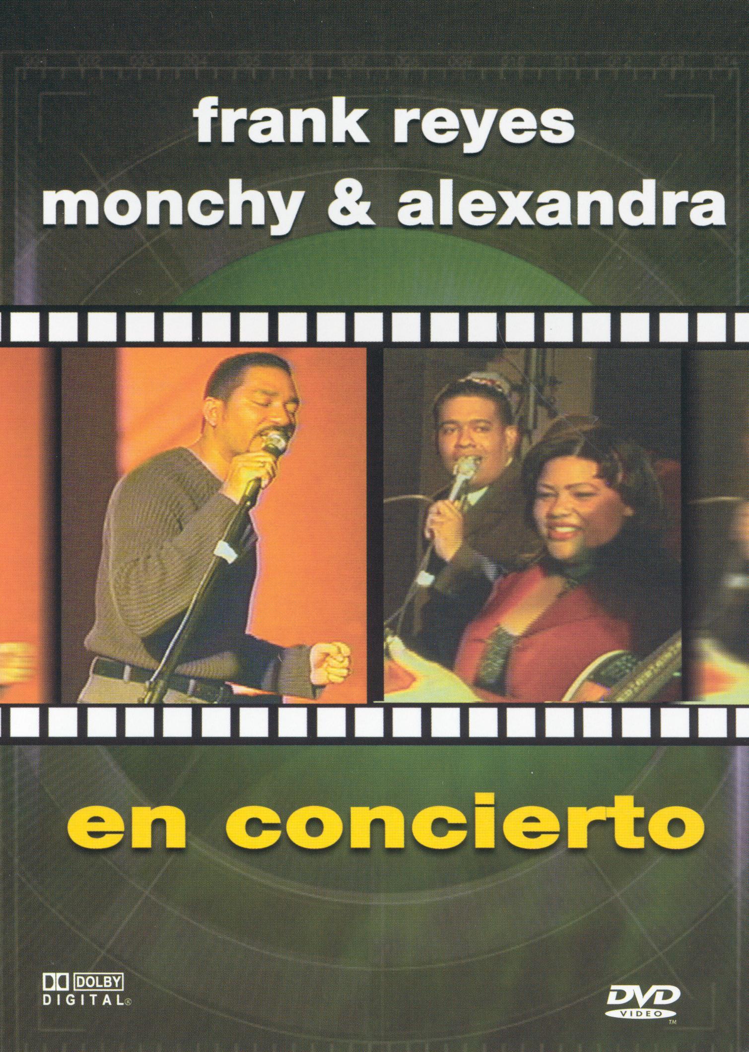 Frank Reyes and Monchy & Alexandra: En Concierto