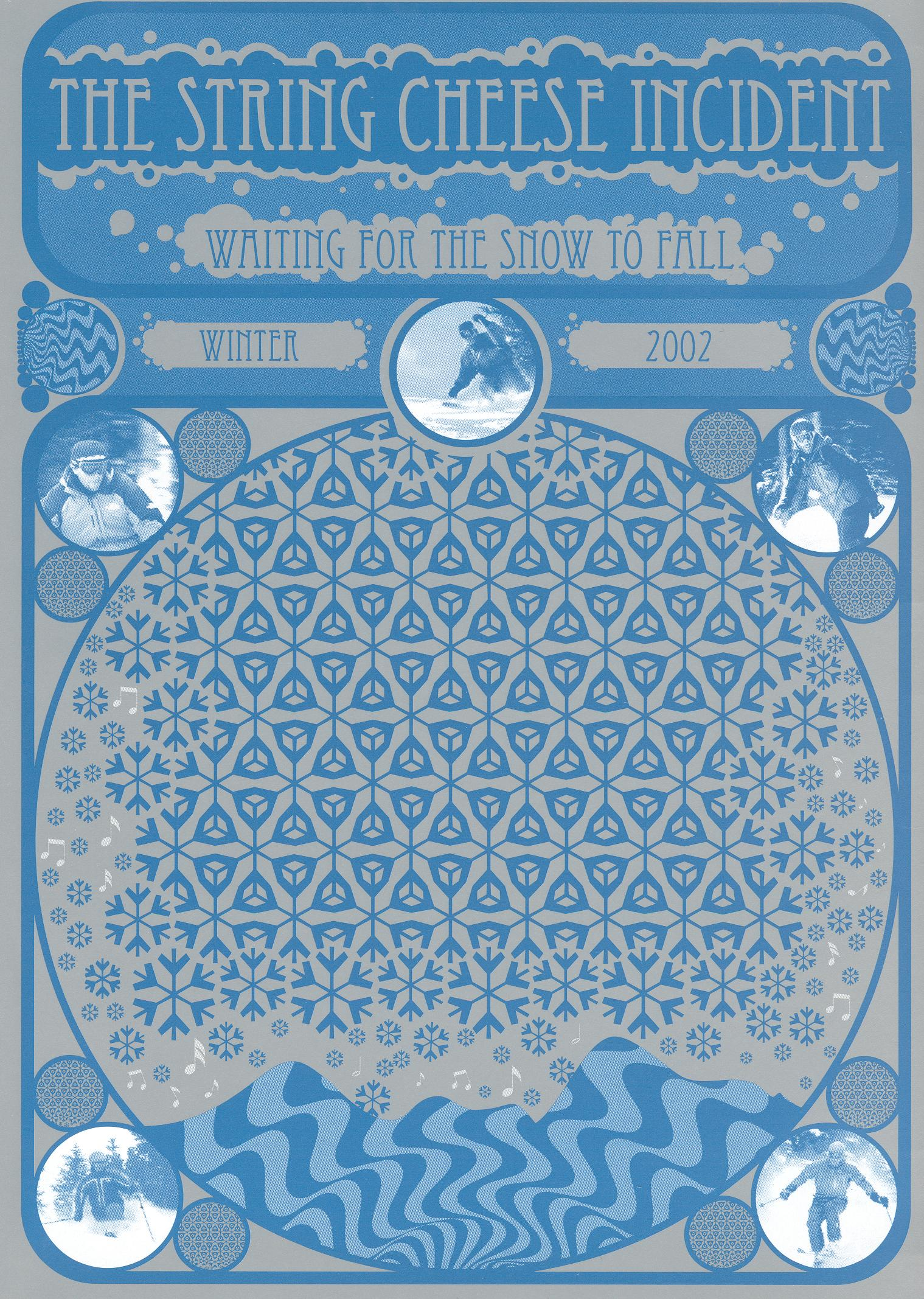 The String Cheese Incident: Waiting for the Snow to Fall